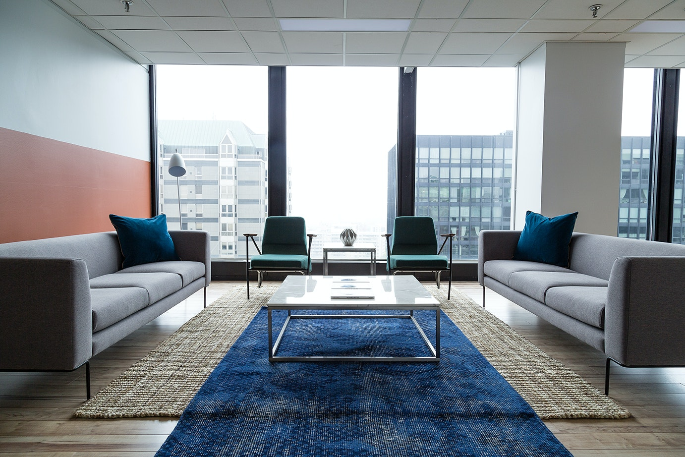 corporate-meeting space at 1 Westmount Square ,Montreal