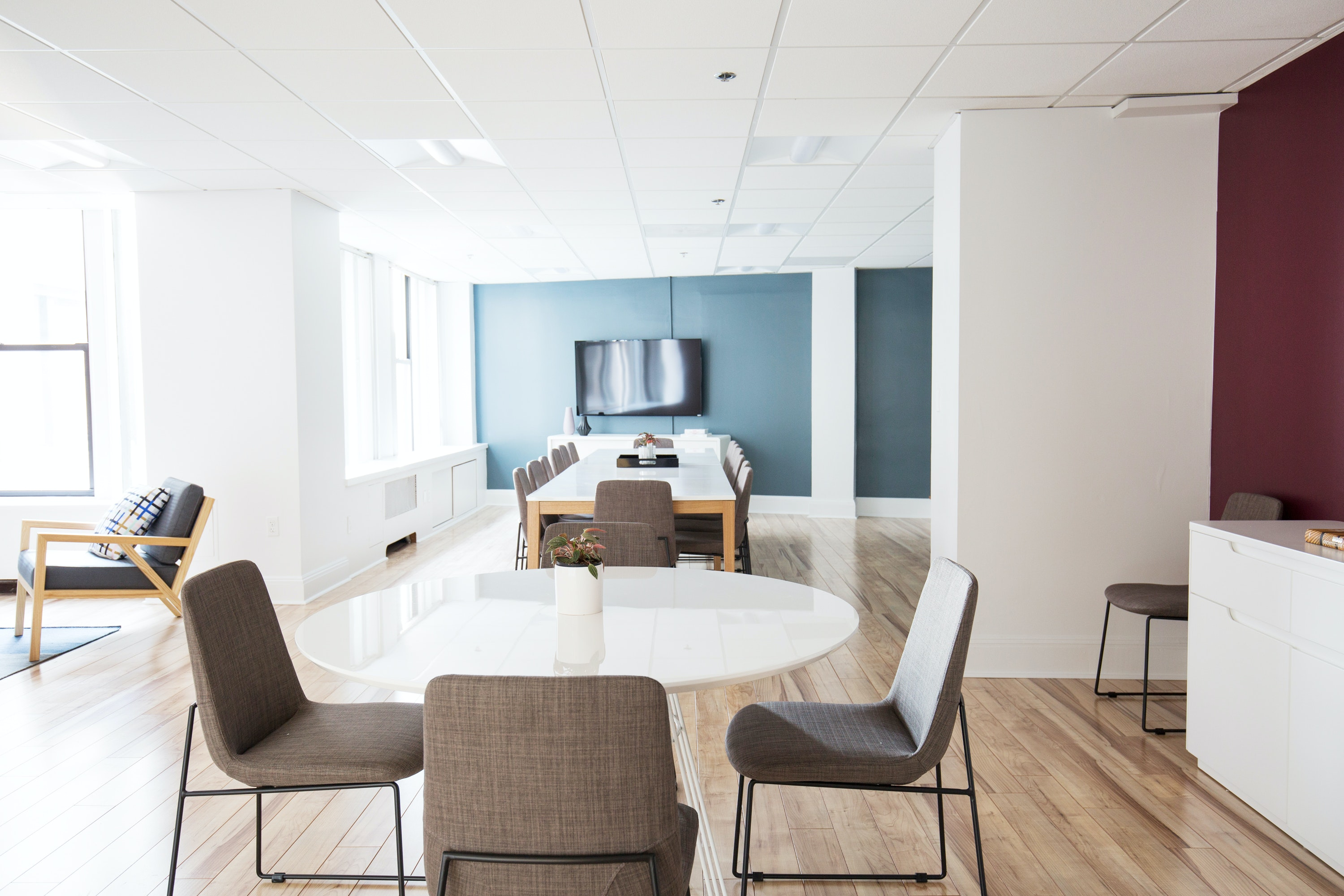 conference-room space at 11 Beacon Street ,Boston