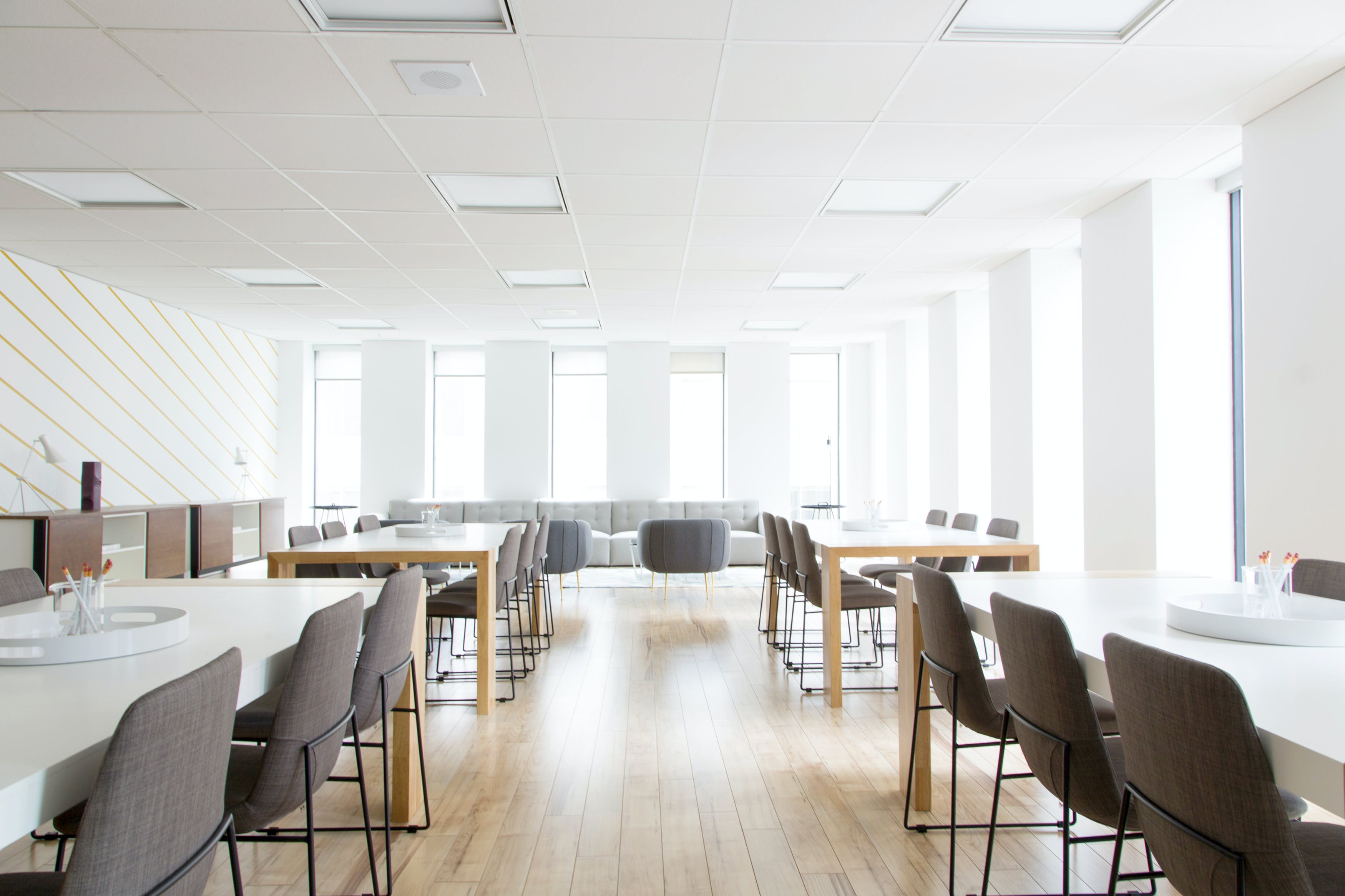 launch_event space at 110 Yonge Street