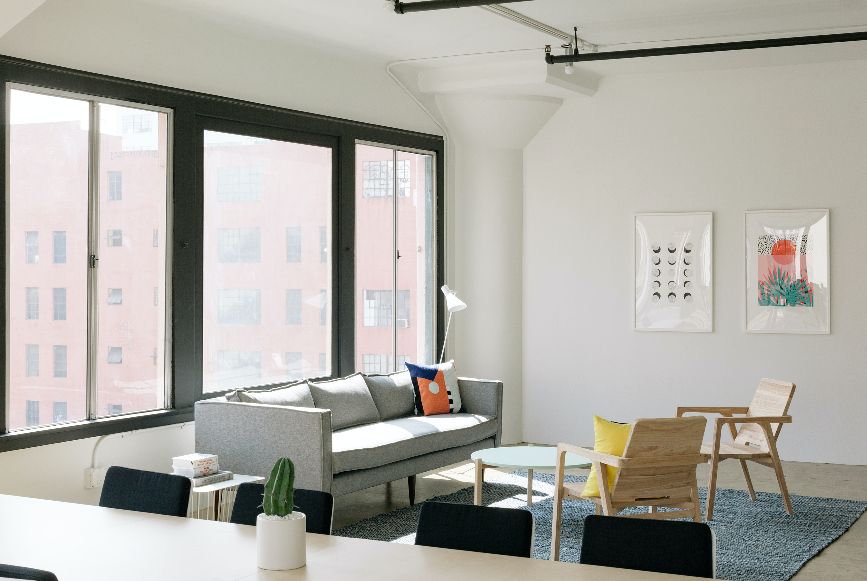 creative-meeting space at 120 E. 8th Street ,Downtown