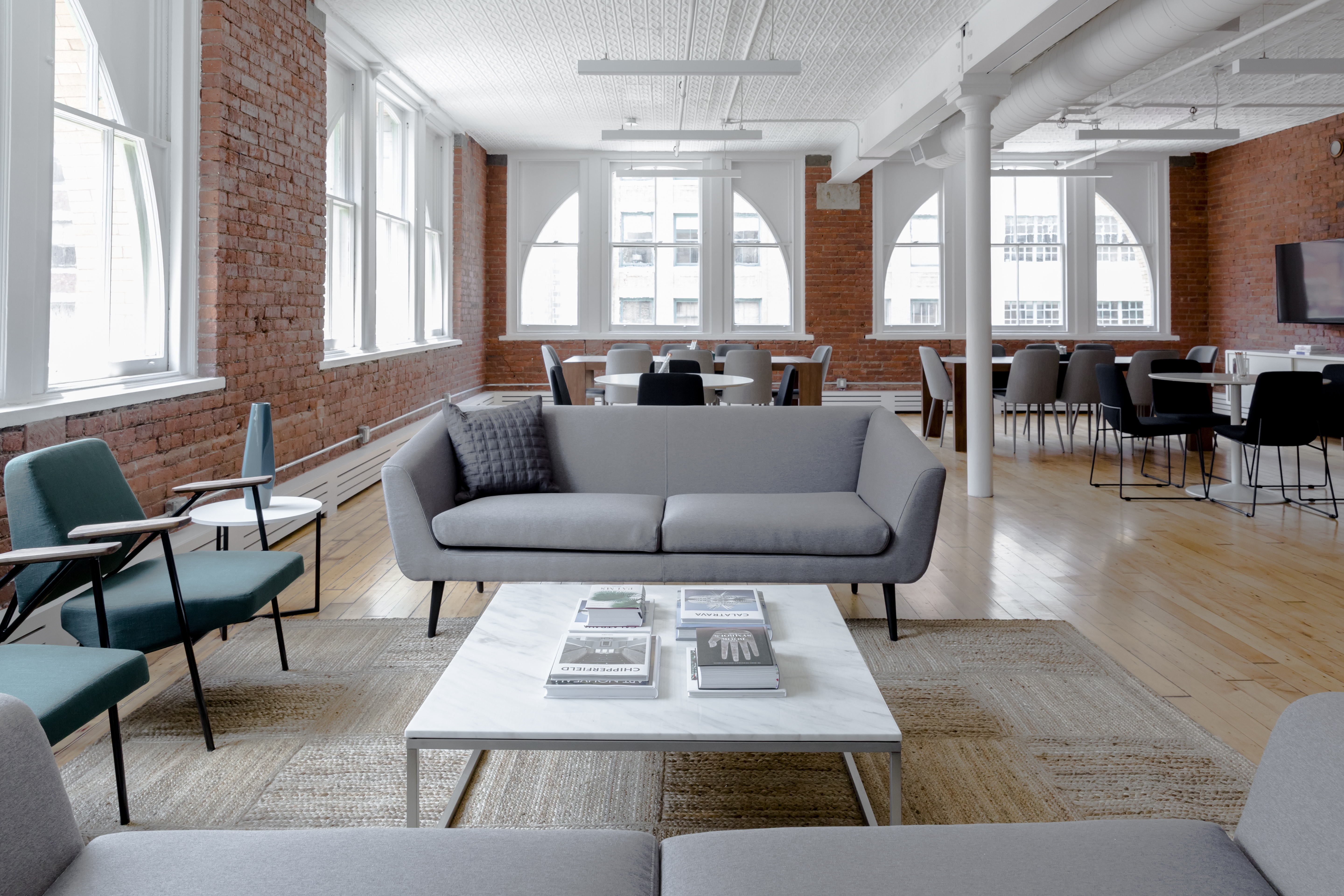 meetup space at 122 Hudson ,New York City