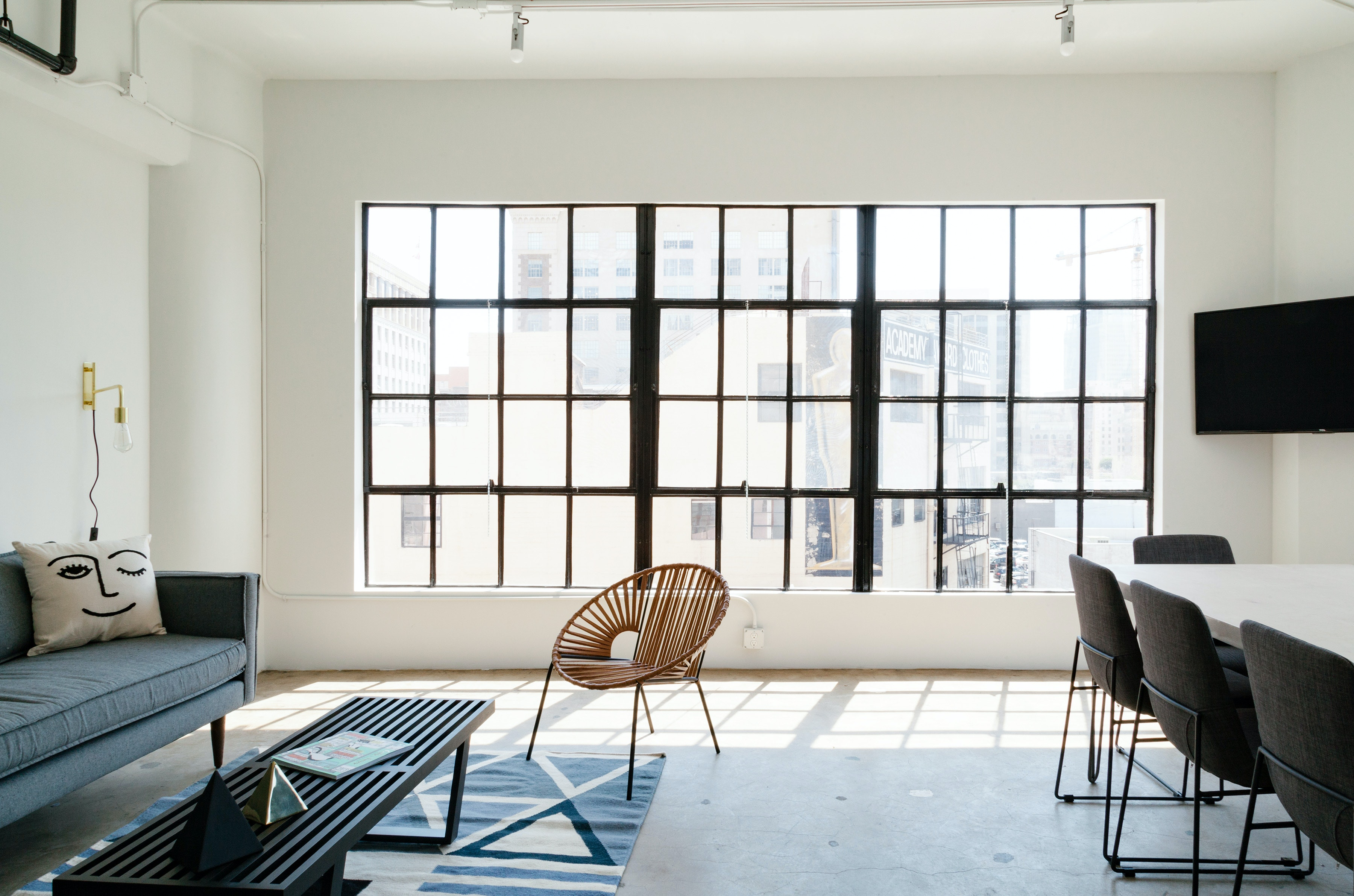 conference-room space at 120 E. 8th Street ,Los Angeles