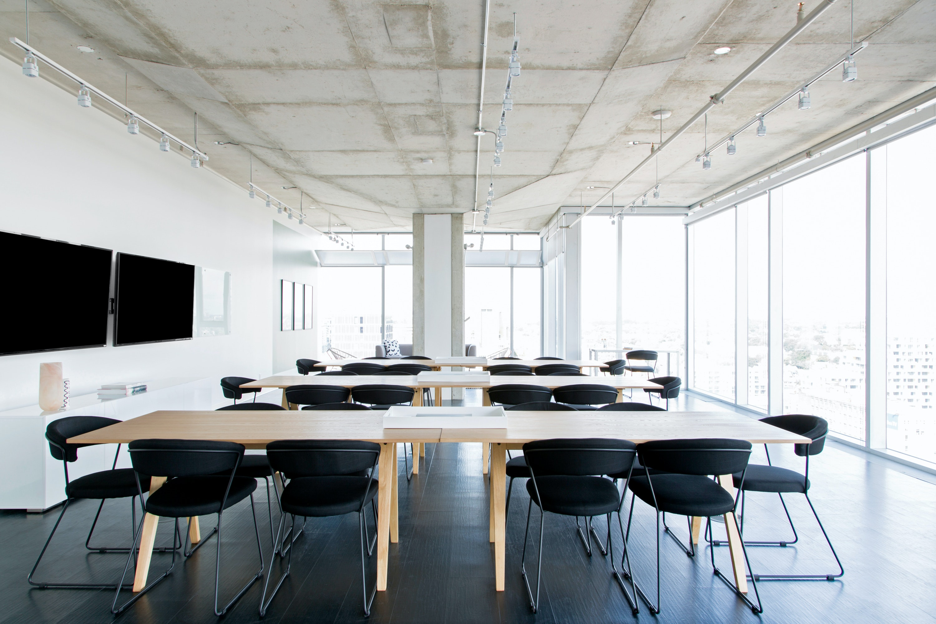 conference-room space at 134 Peter Street ,Toronto