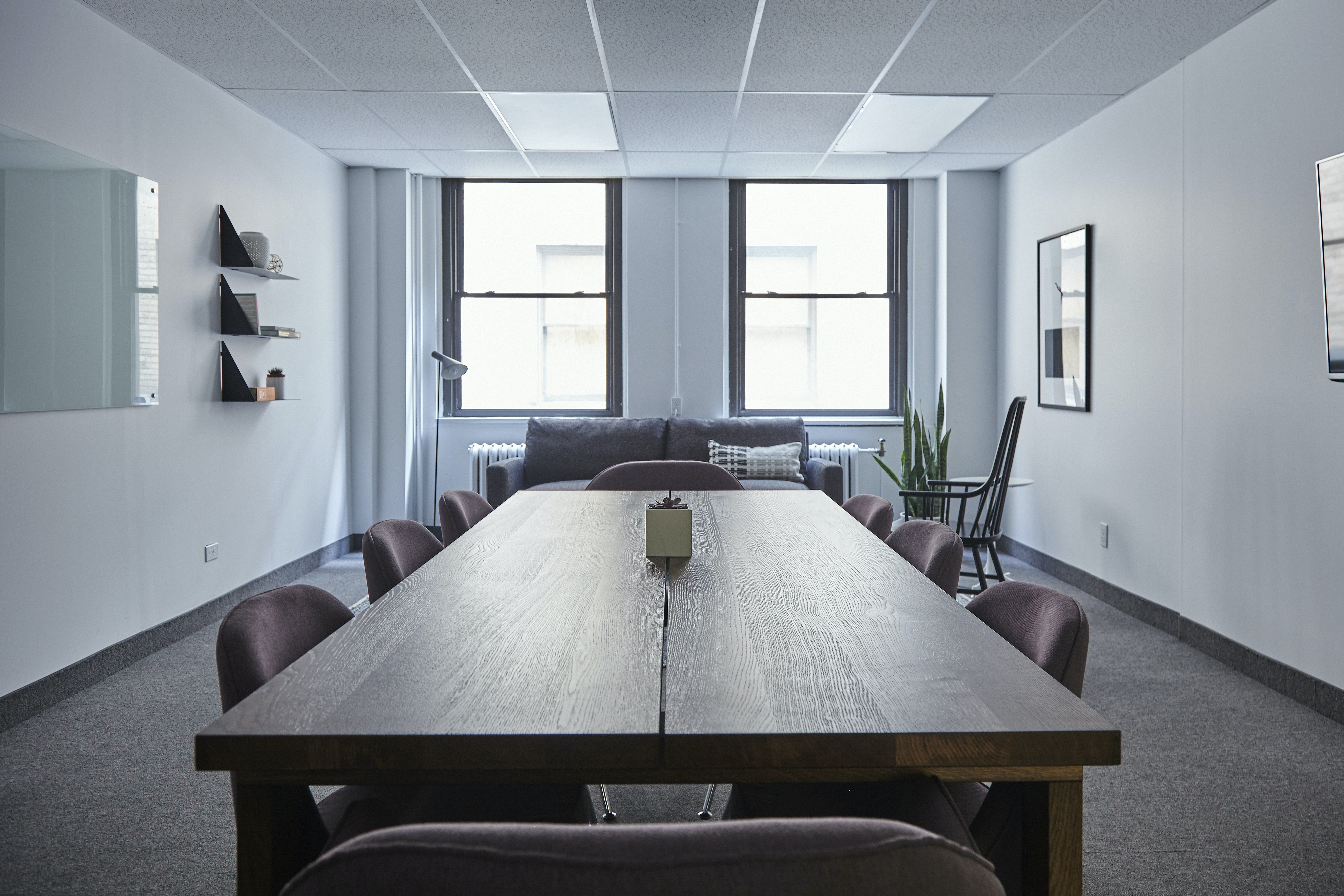 office space at 1396 Rue Ste-Catherine O. ,Montreal