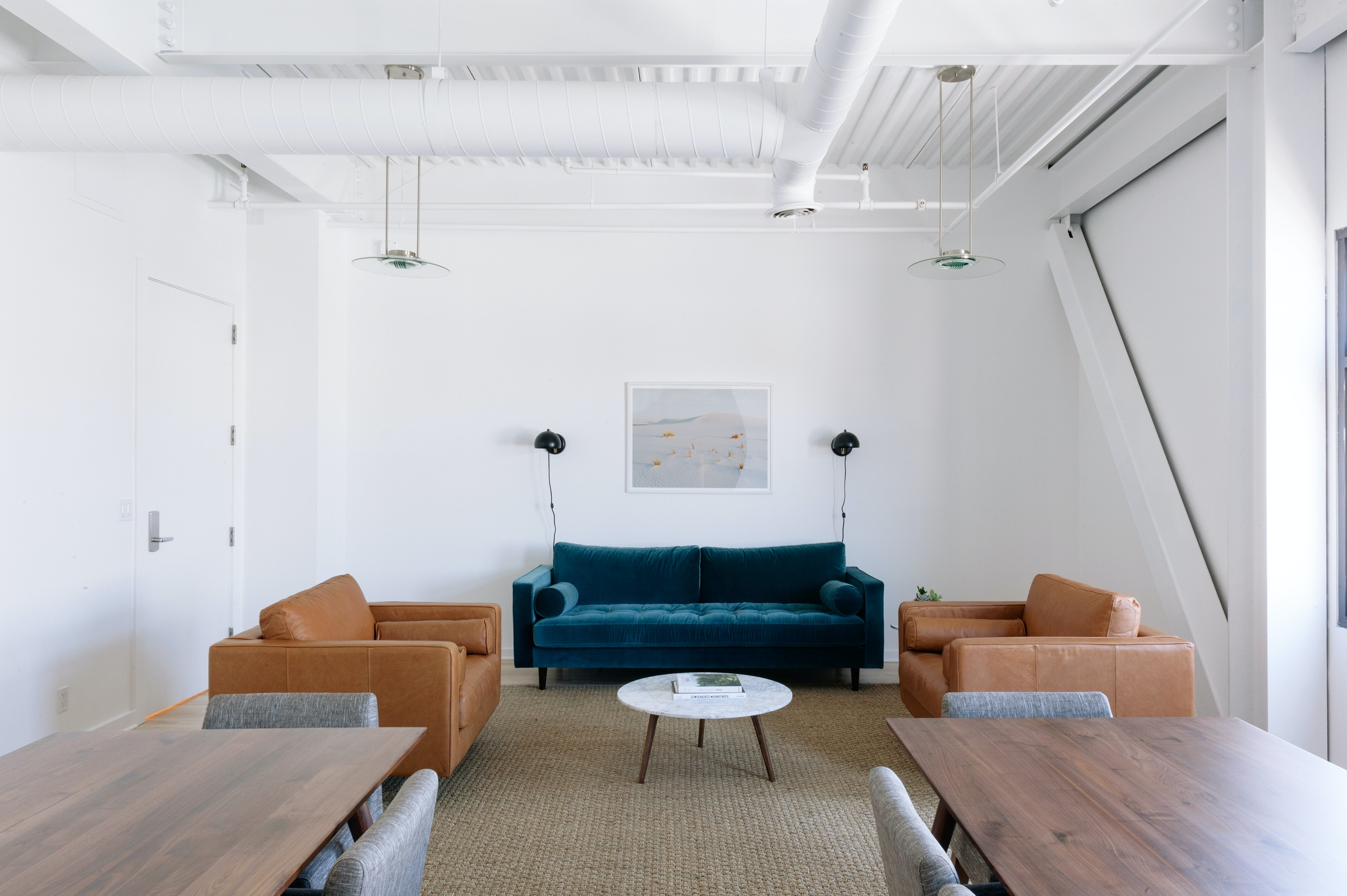 presentation space at 1411 5th Street ,Santa Monica