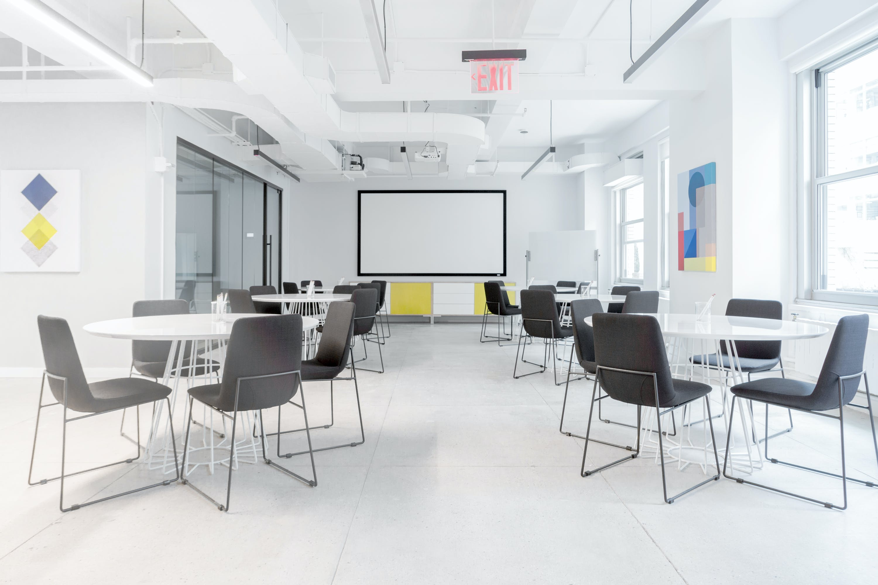 corporate_event space at 1450 Broadway