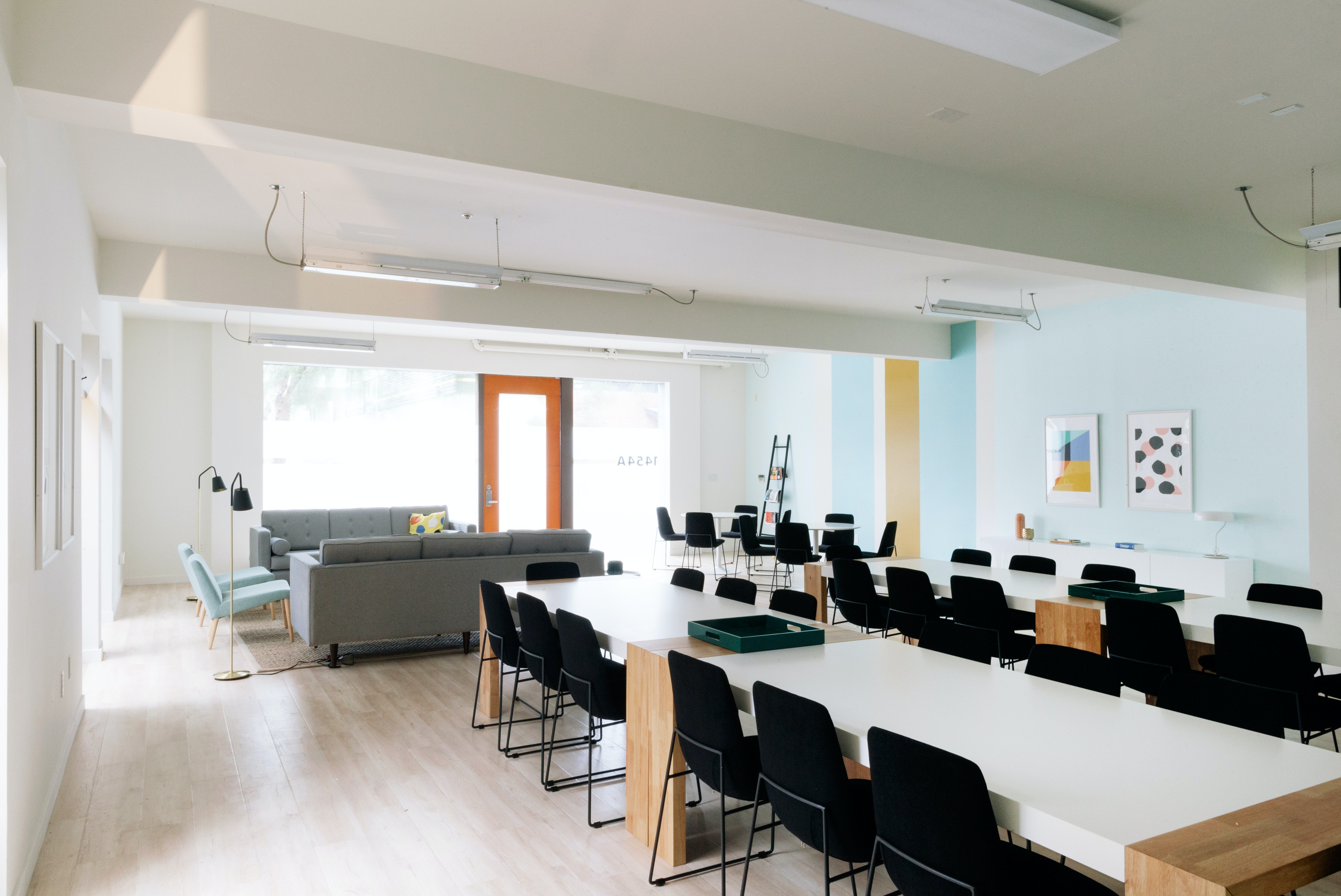 creative-meeting space at 1454 25th Street ,Los Angeles