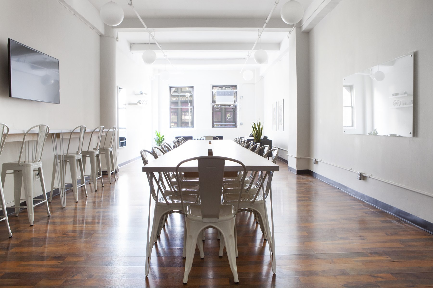 classroom space at 153 West 27th Street ,New York City