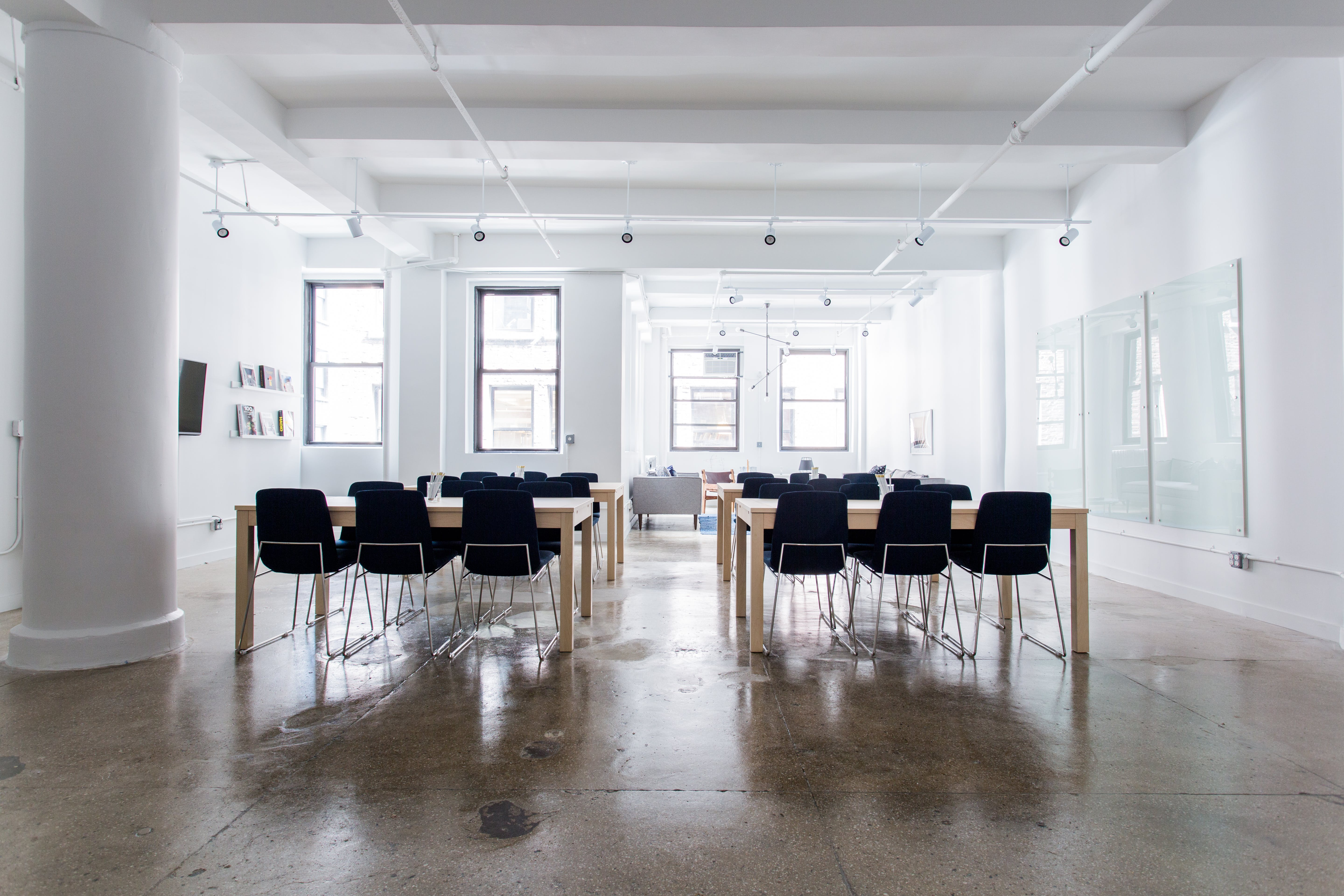 launch_event space at 153 West 27th Street