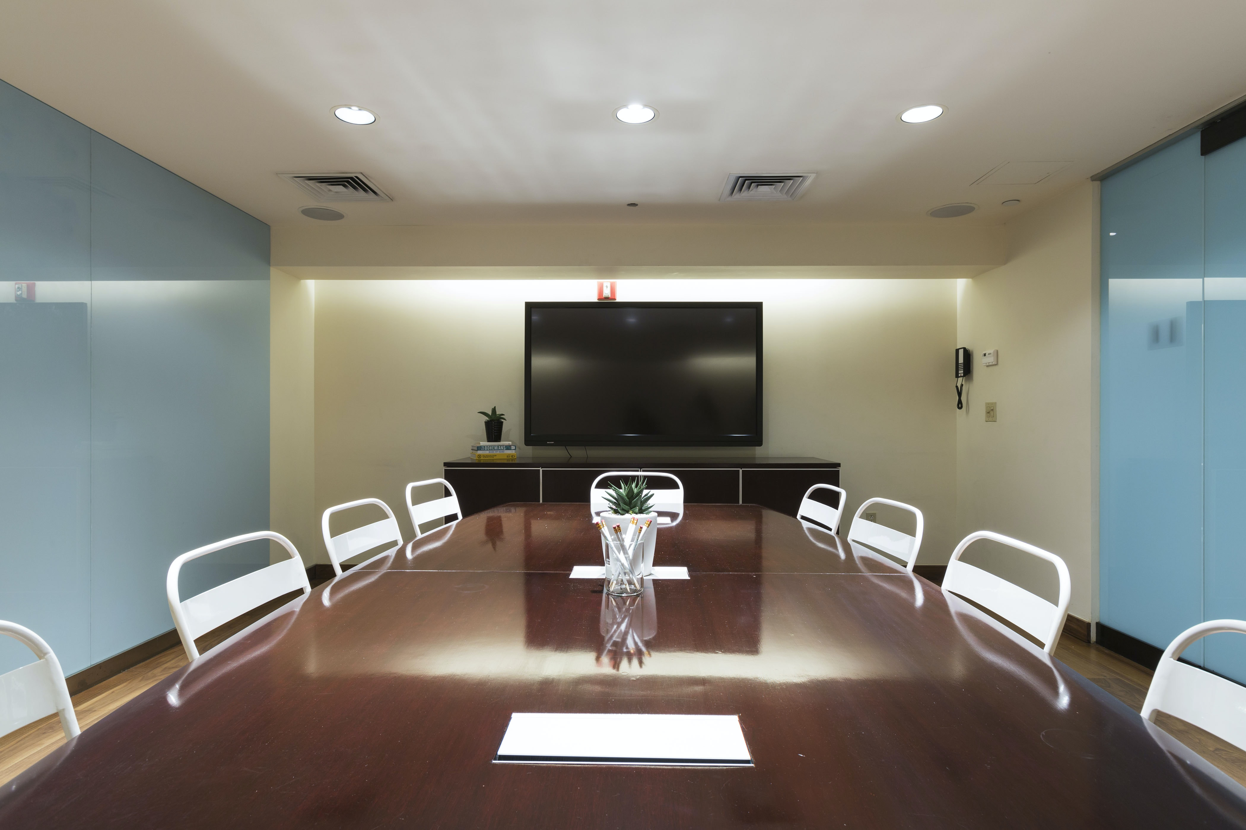 brainstorming space at 15 West 56th Street ,New York City