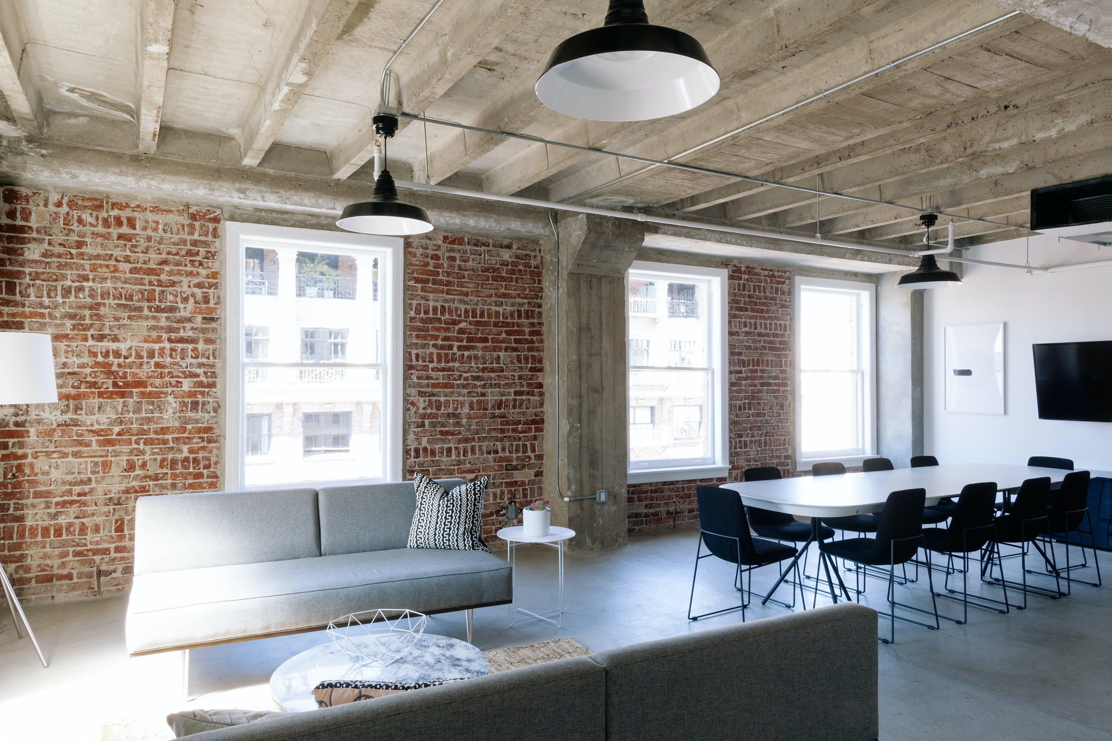 boardroom space at 1680 N. Vine