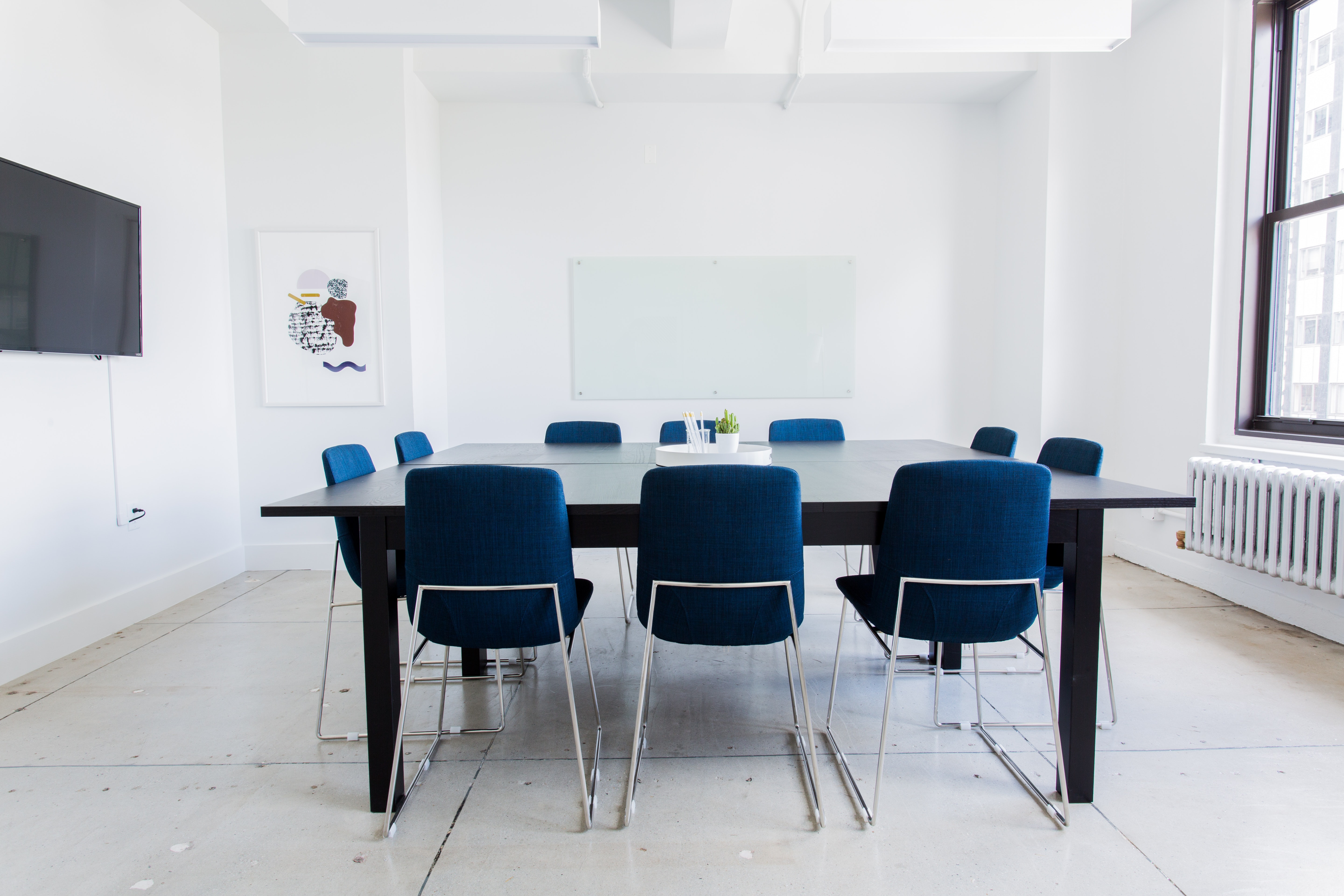 creative-meeting space at 16 Court Street ,Brooklyn