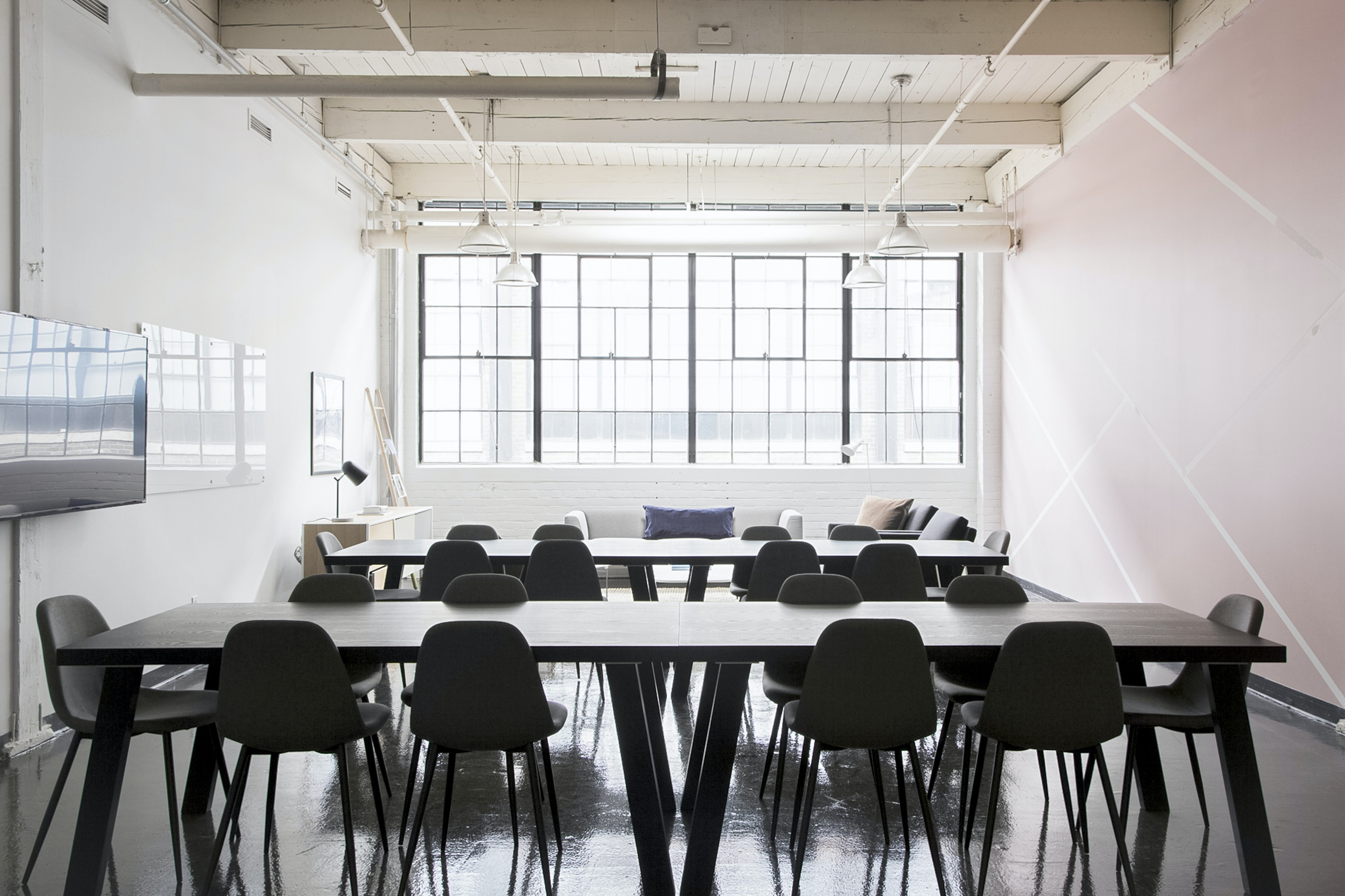 training space at 171 East Liberty Street ,Toronto