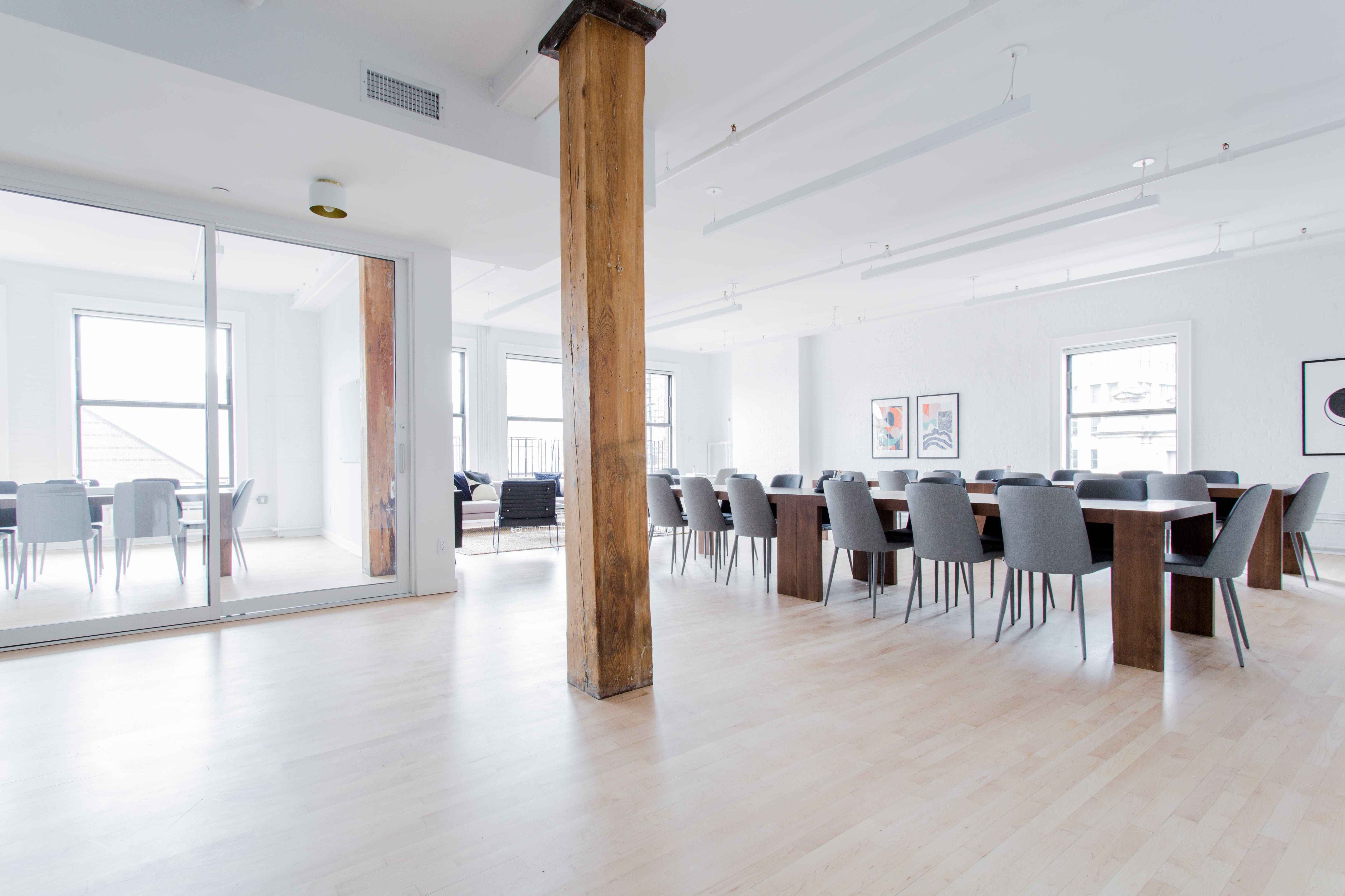 company_retreat space at 176 Grand St