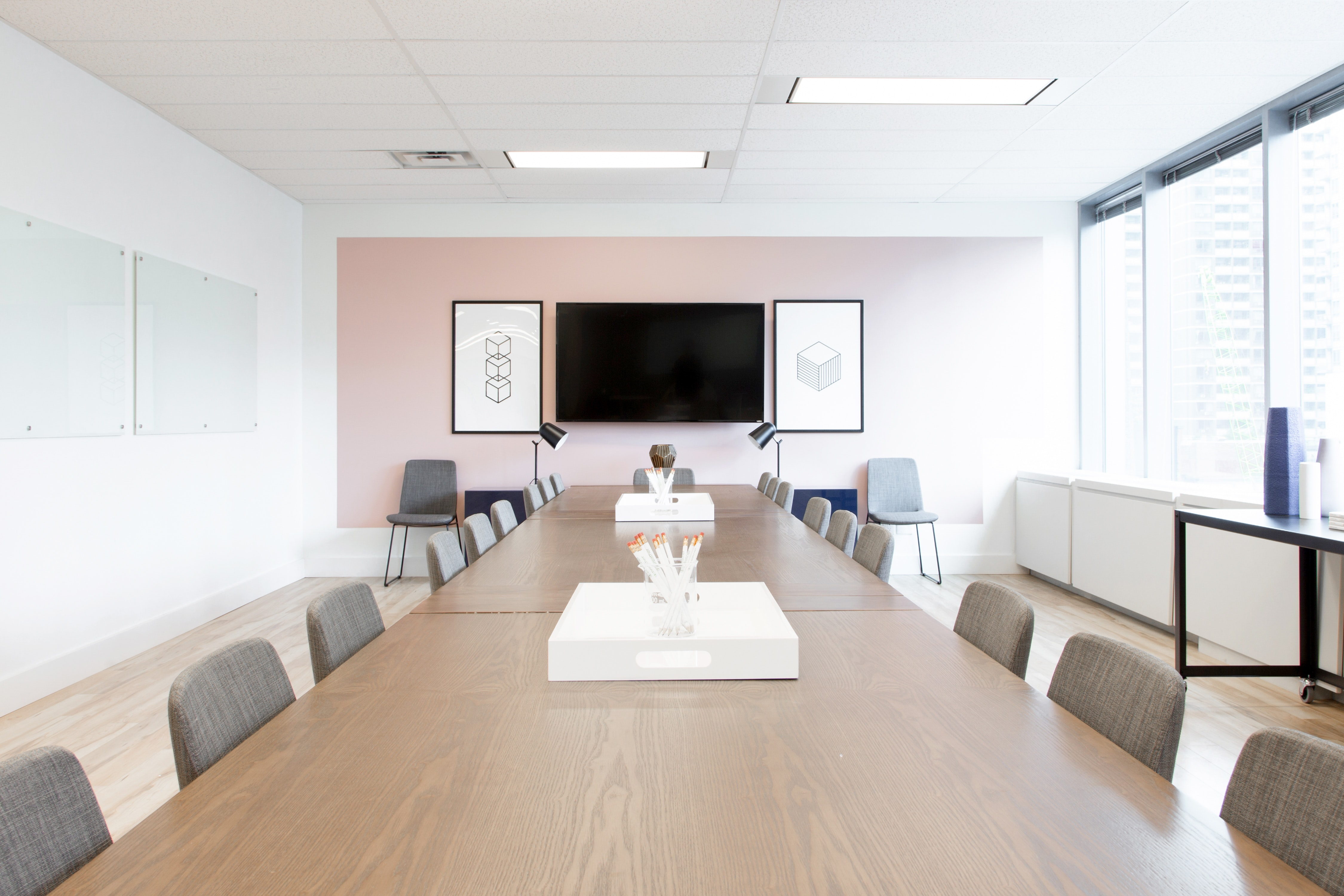 event space at 2 Bloor Street East ,Toronto