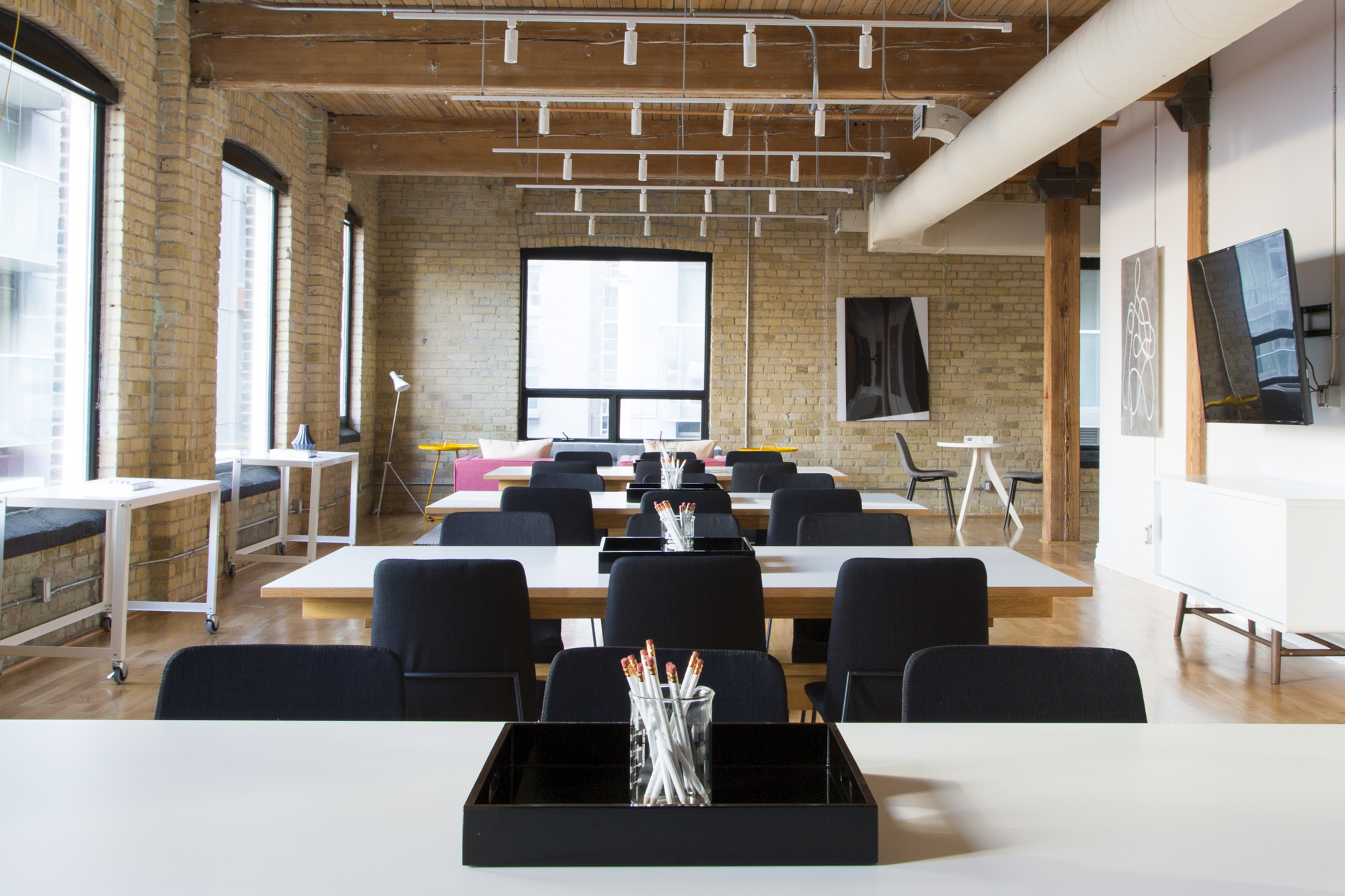 event space at 200 Adelaide Street West ,Toronto