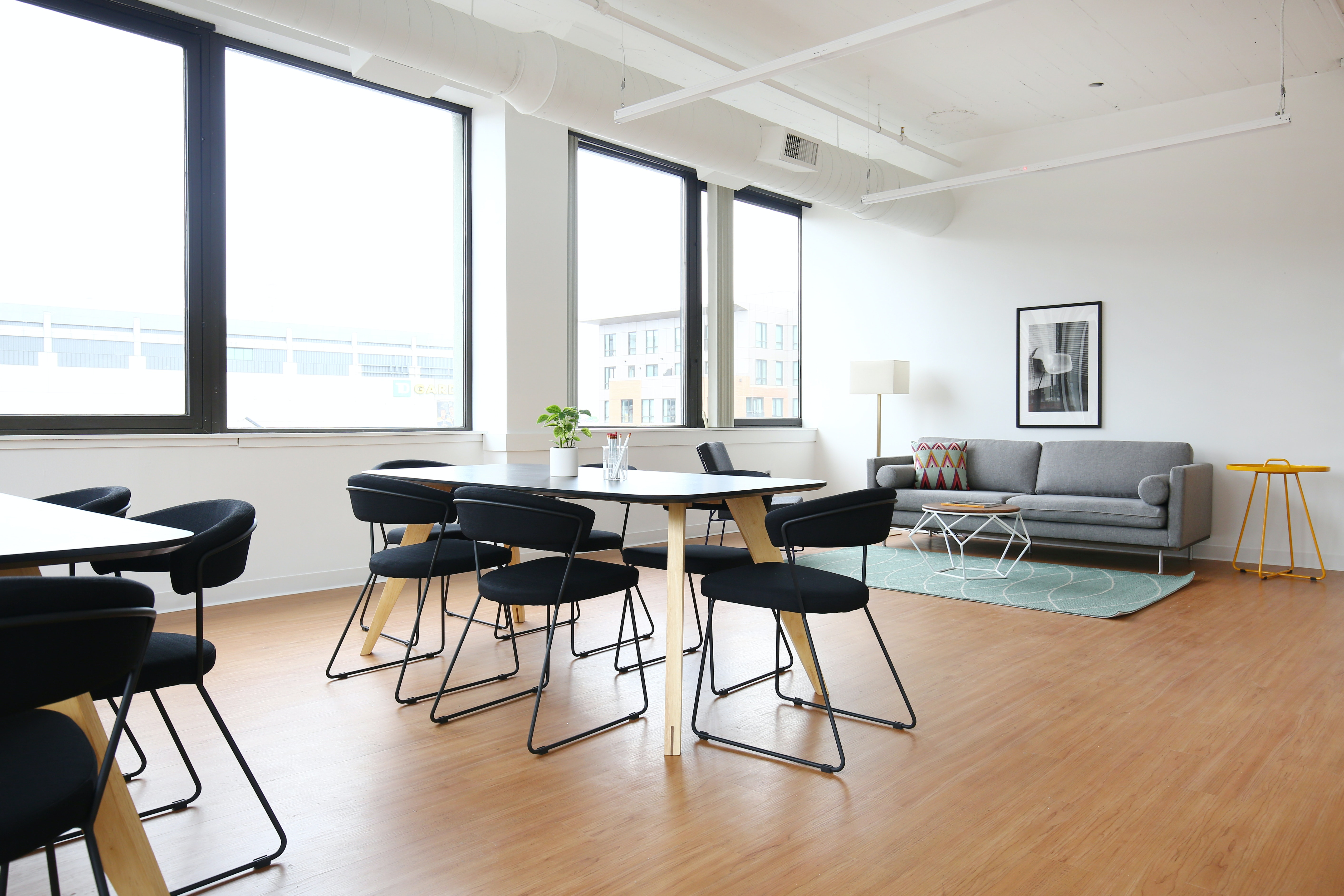 conference-room space at 225 Friend Street ,Boston