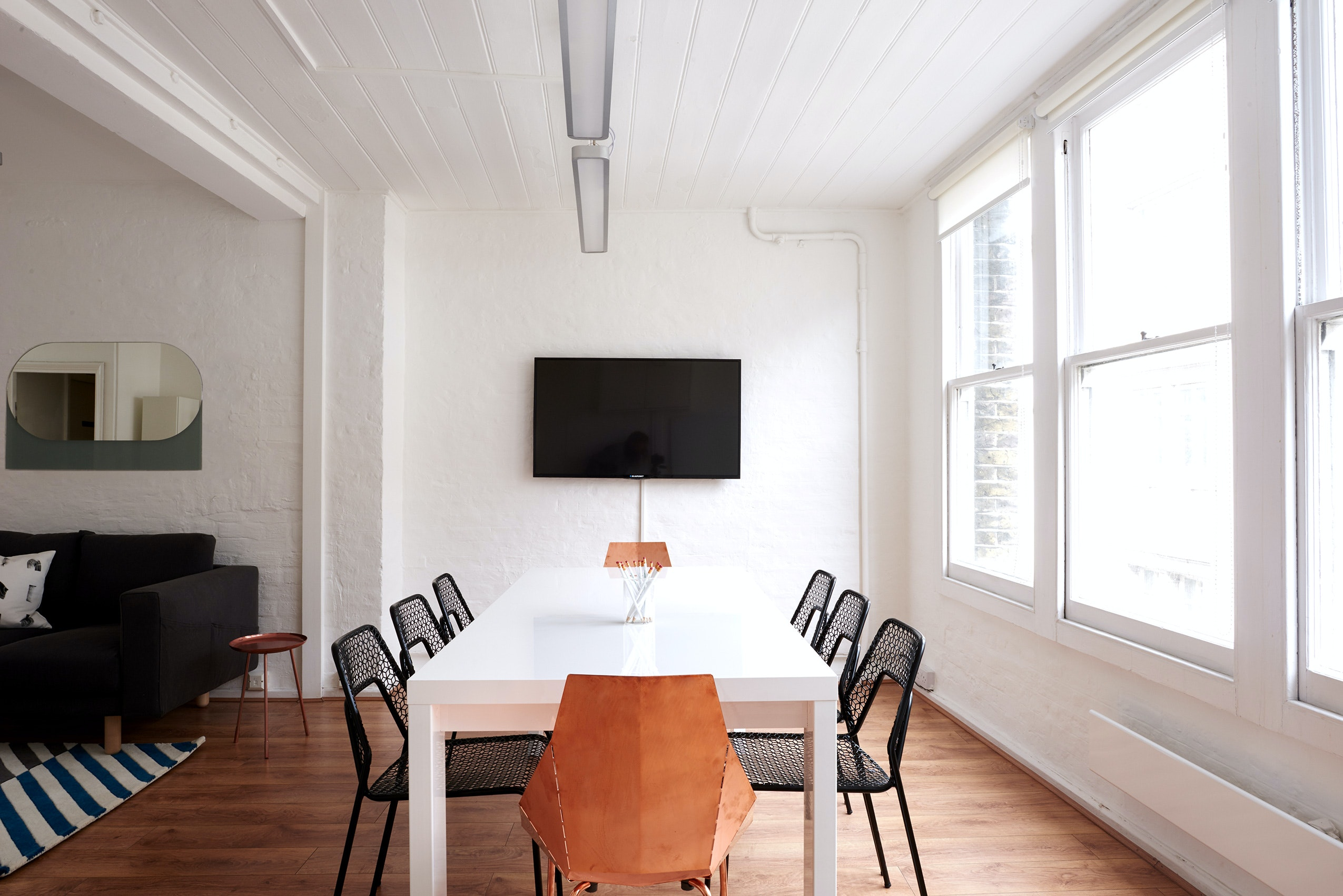 conference-room space at 25 Lexington Street, Soho ,London