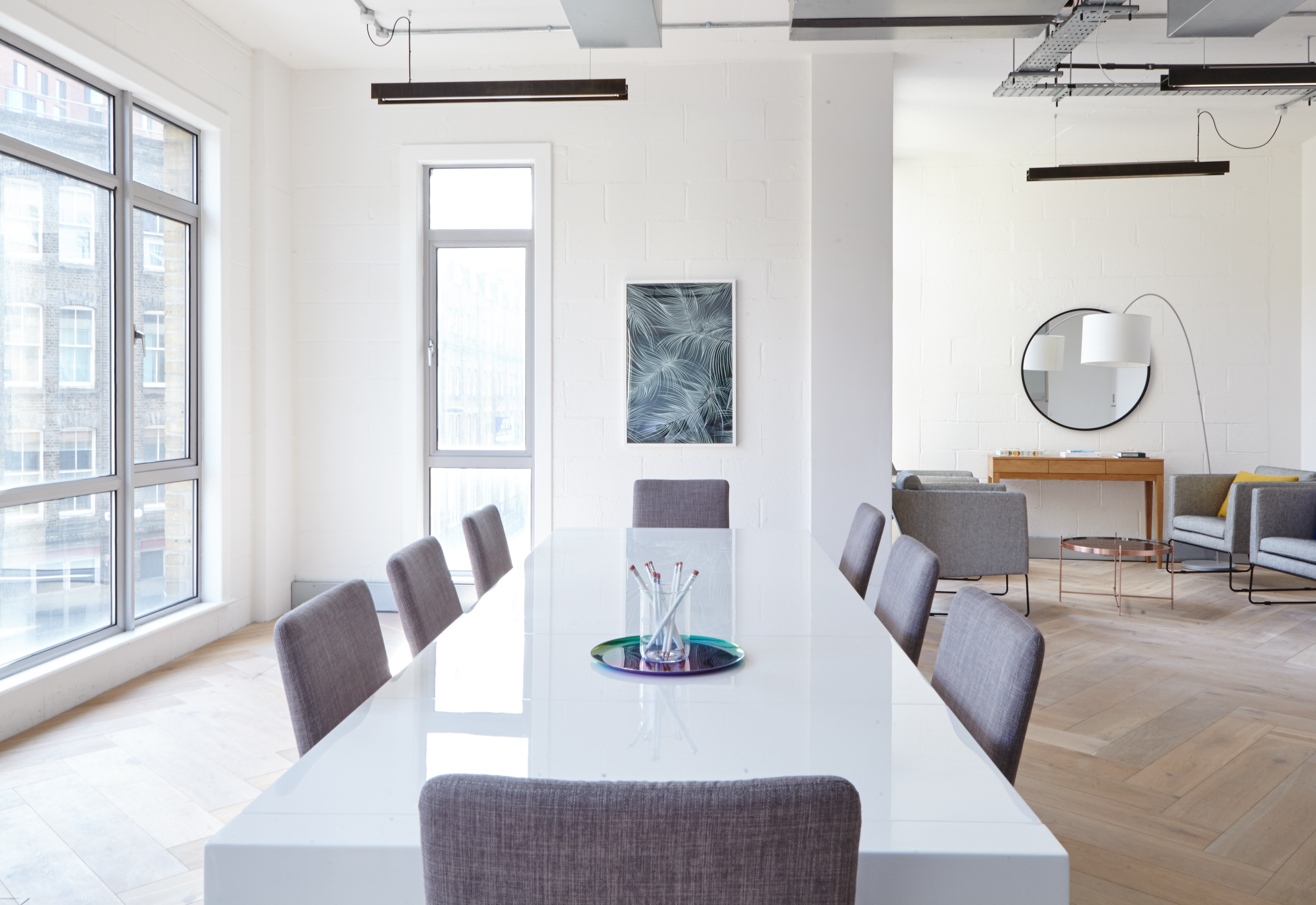 corporate-meeting space at 27 Provost Street, Shoreditch ,London