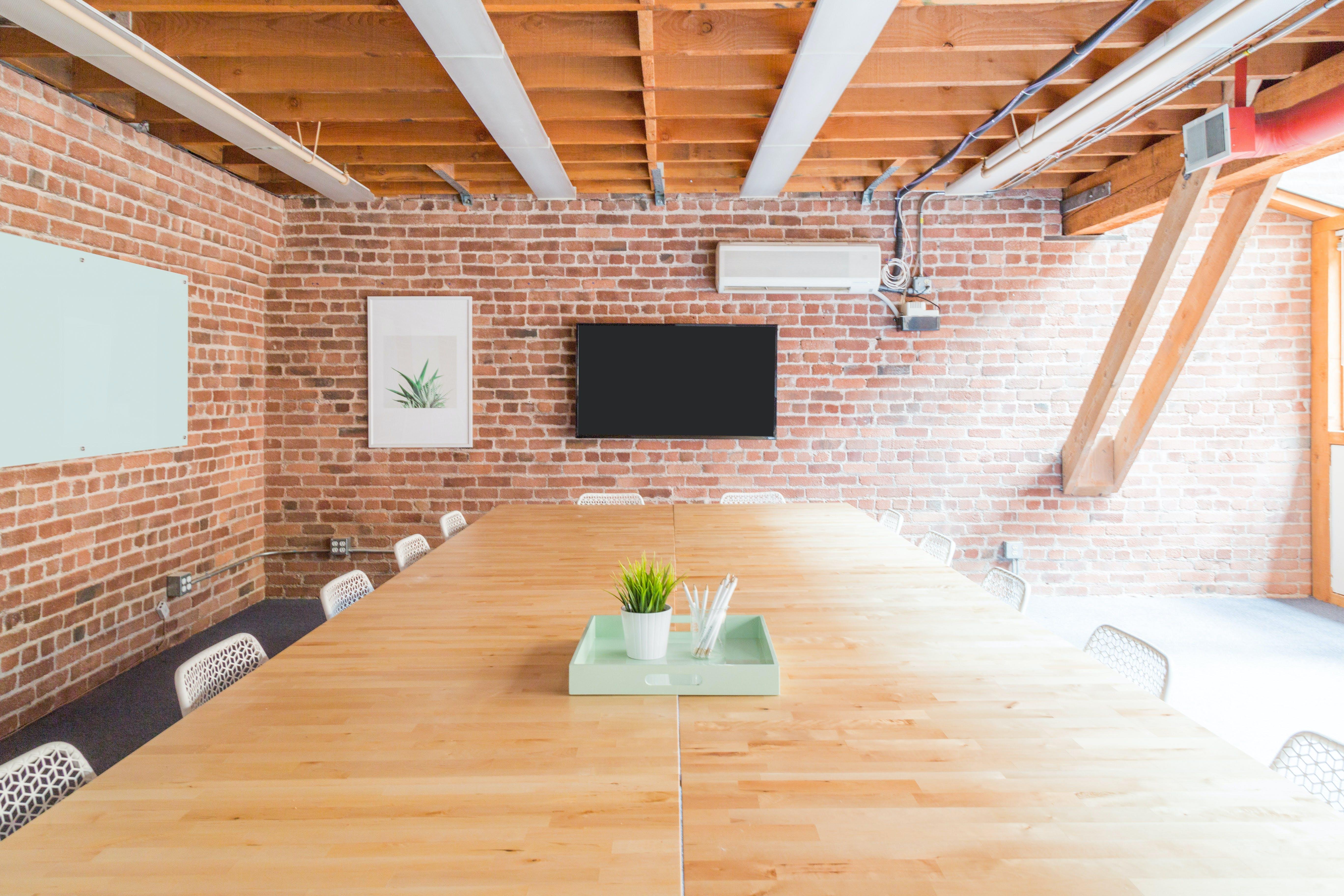 workshop space at 350 Townsend Street