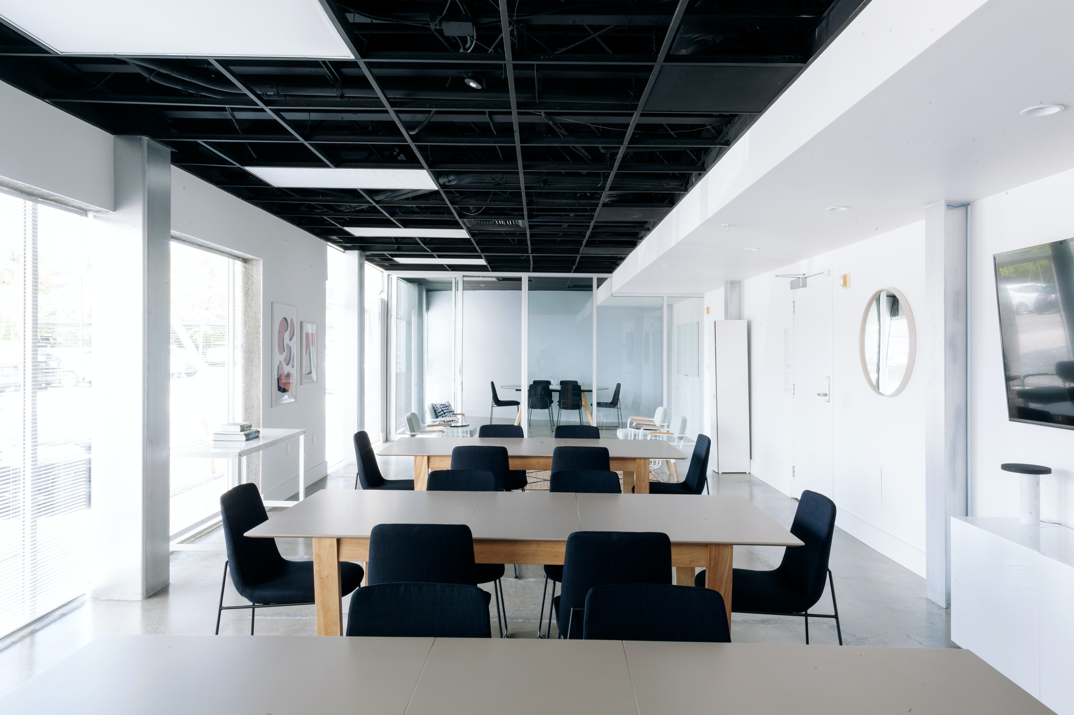 collaboration space at 3535 Hayden Ave ,Los Angeles