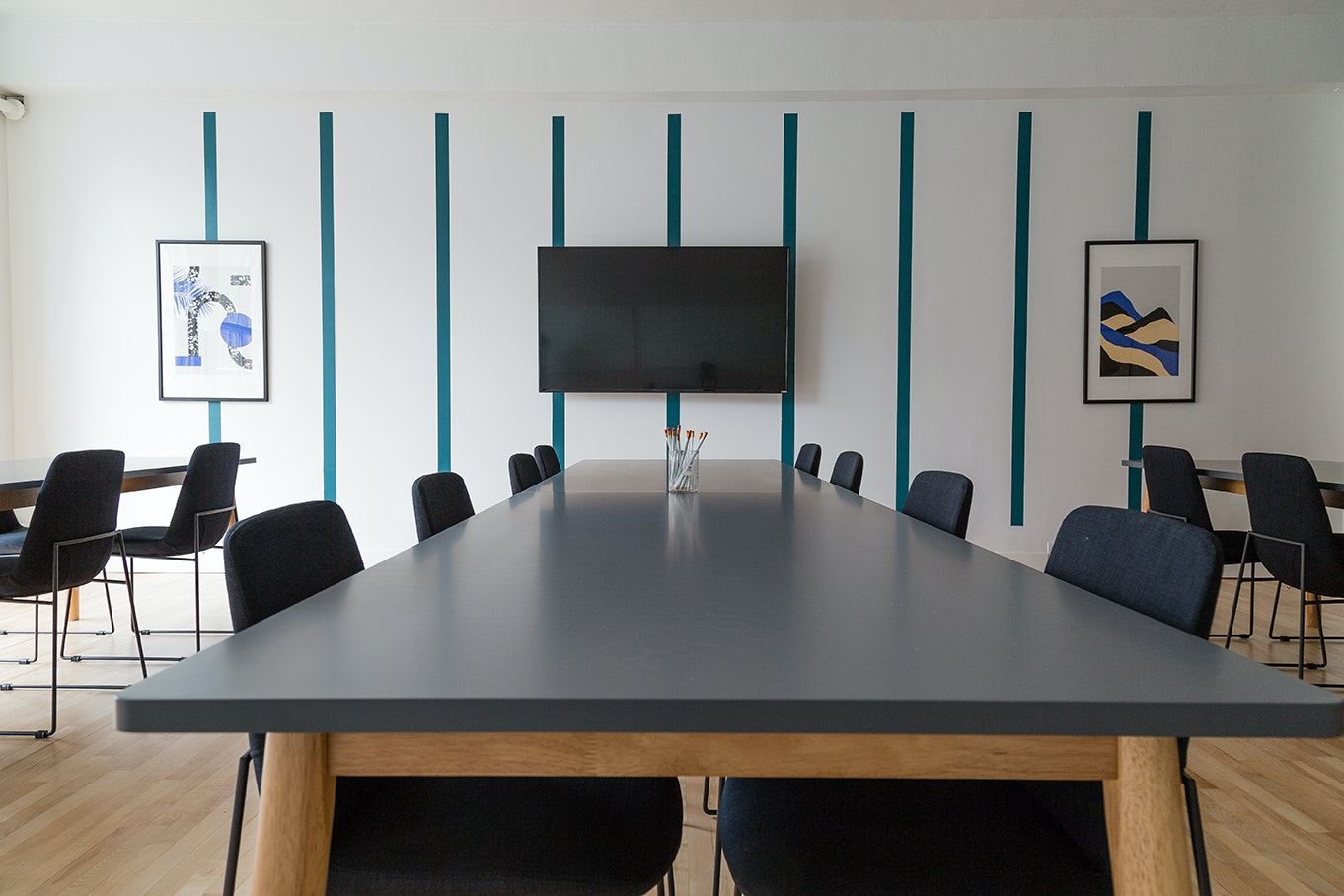 corporate-meeting space at 372 Rue Ste-Catherine O. ,Montreal