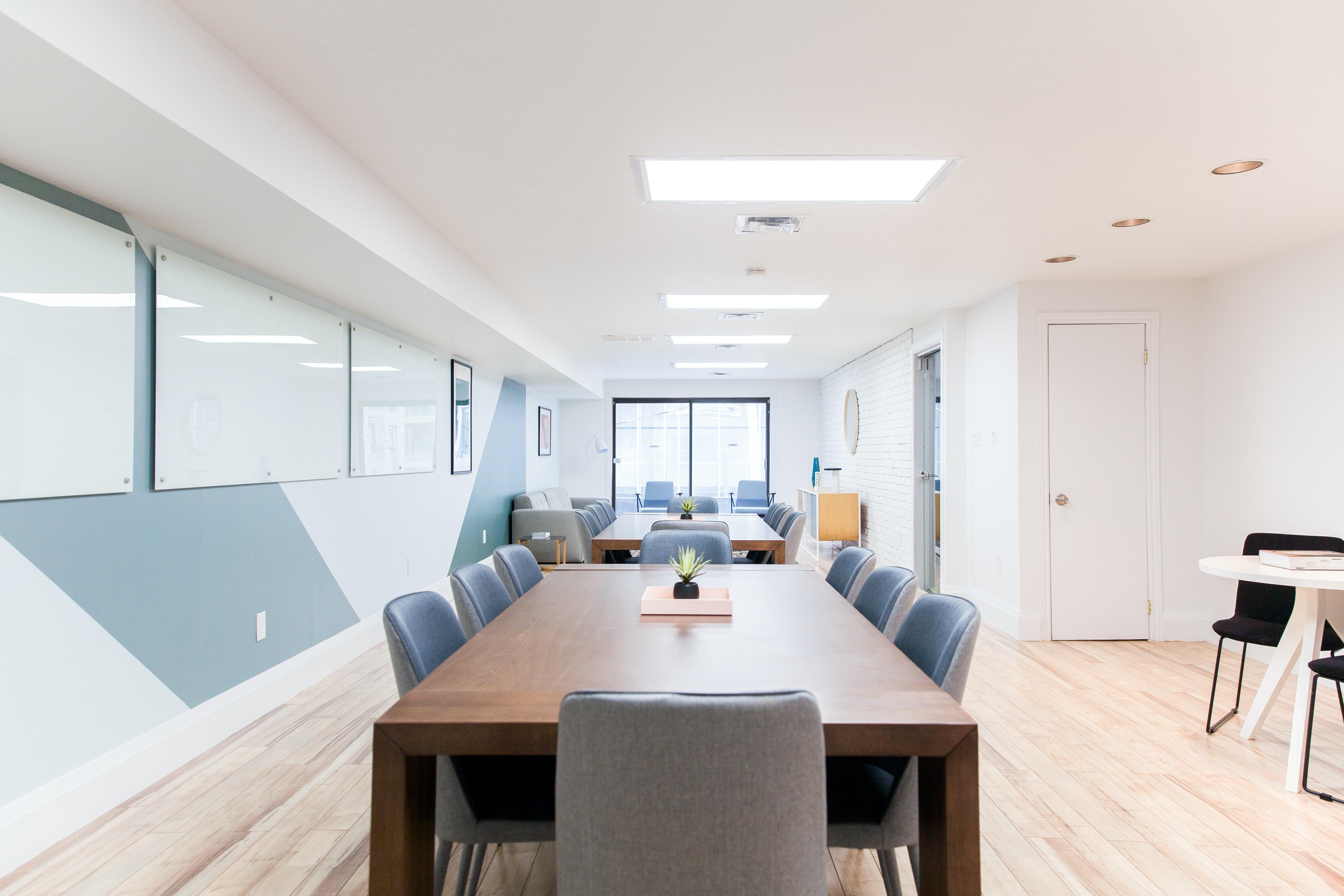 training space at 42 Hayden Street ,Toronto