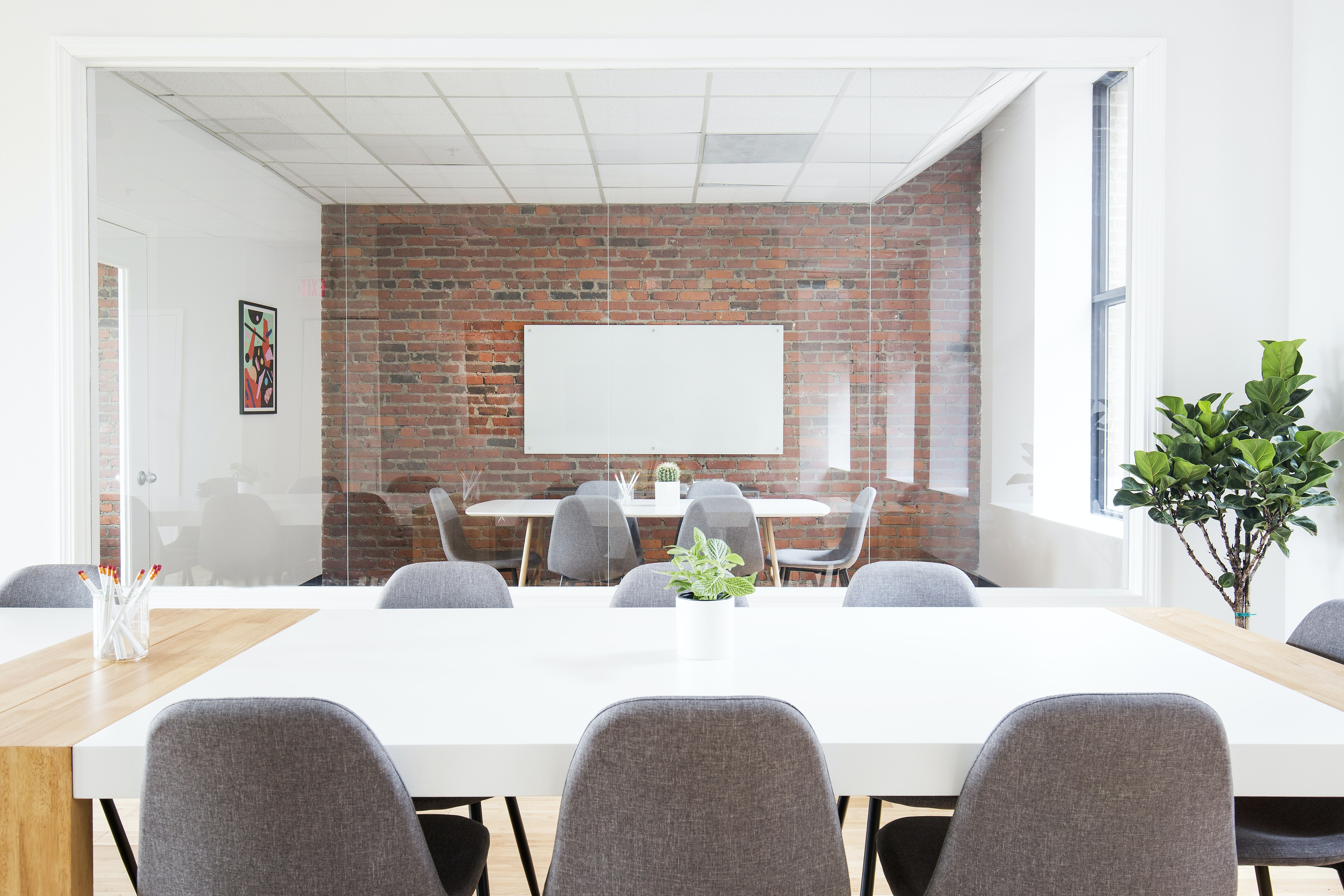 conference-room space at 45 Bromfield Street ,Boston