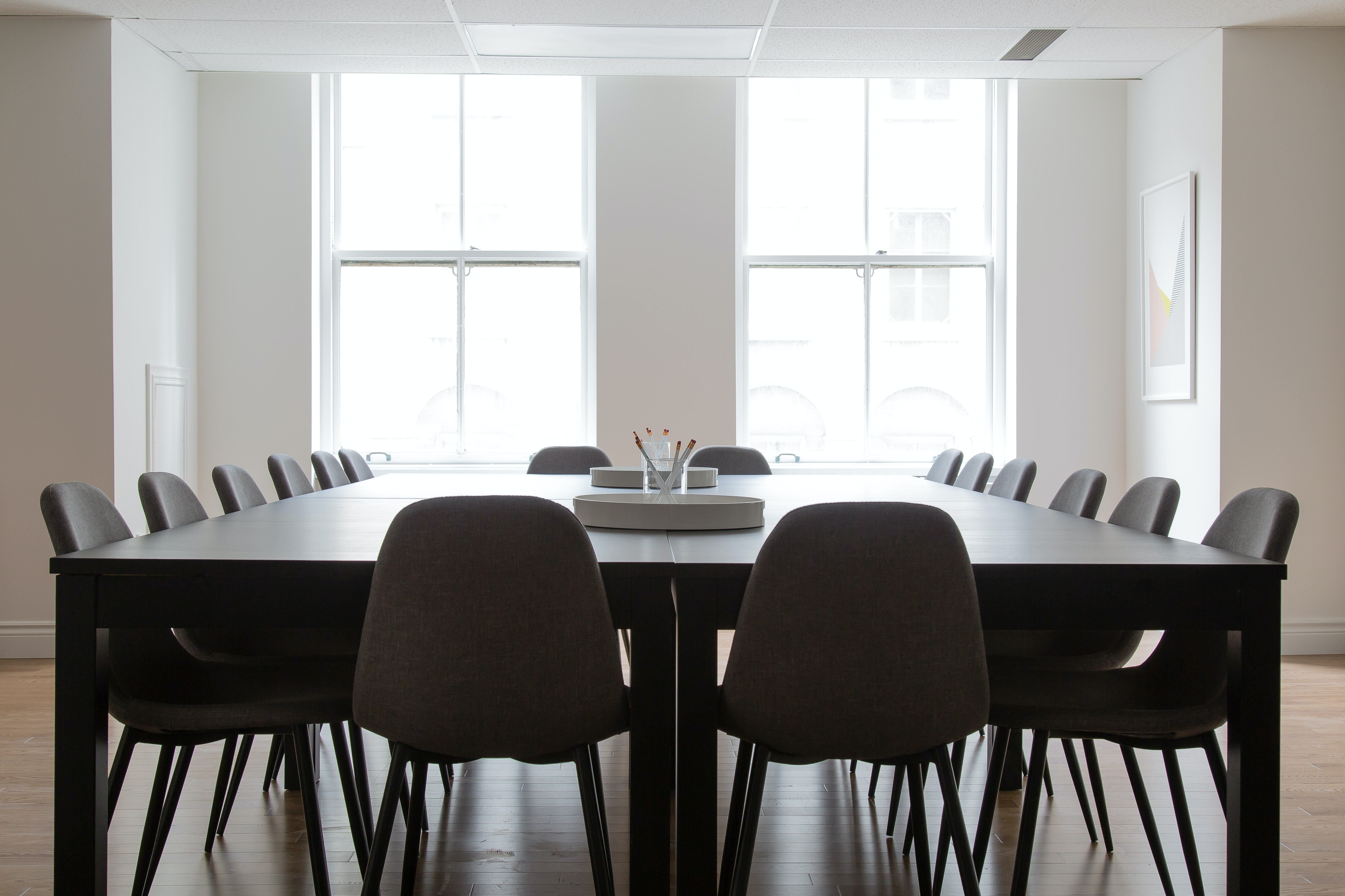 conference-room space at 507 Place d'Armes ,Montreal
