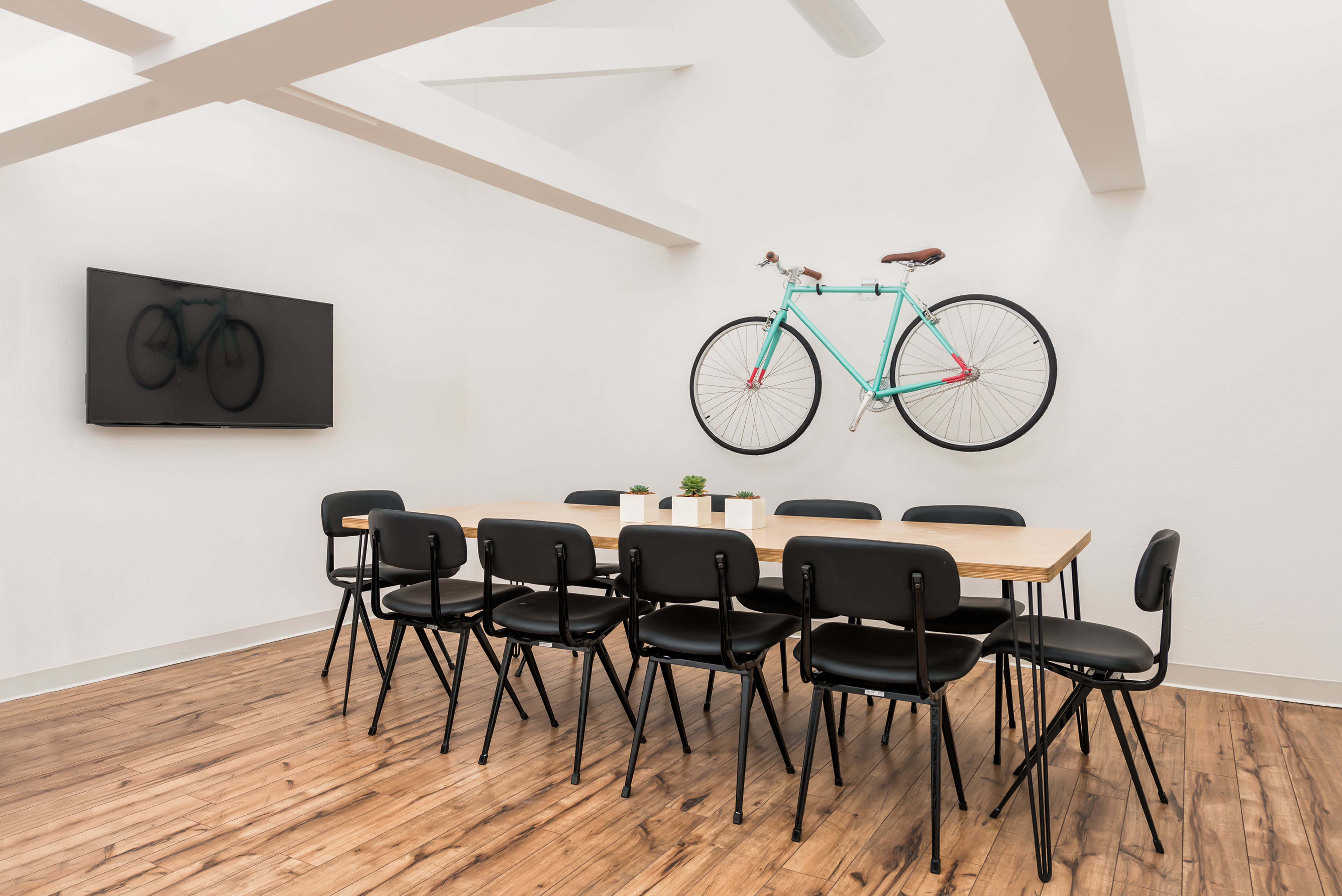 collaboration space at 526 Bryant Street