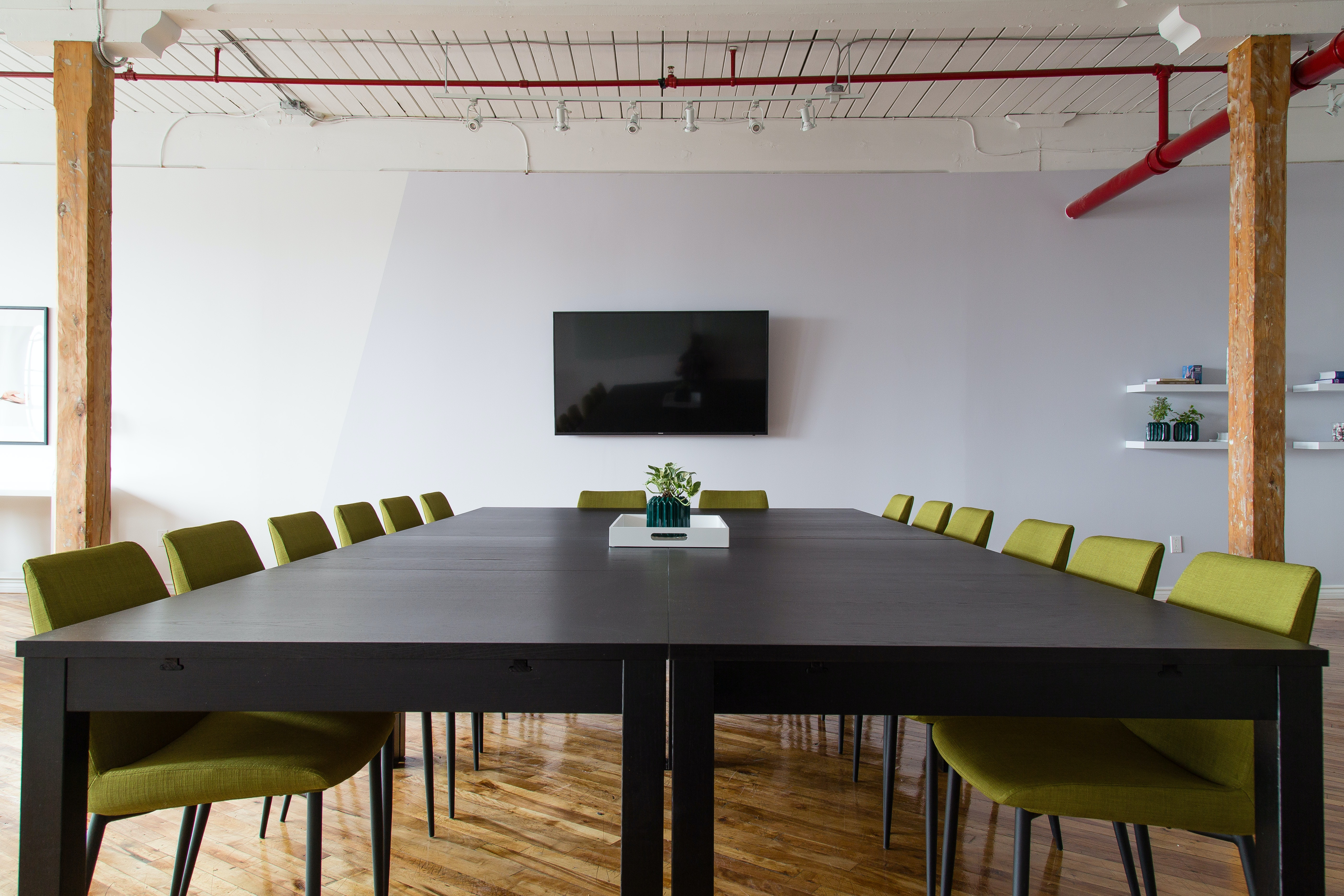 training space at 642 Rue de Courcelle ,Montreal