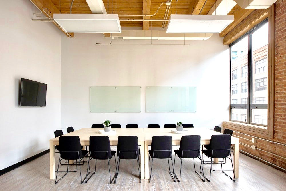 conference_room space at 720 N. Franklin