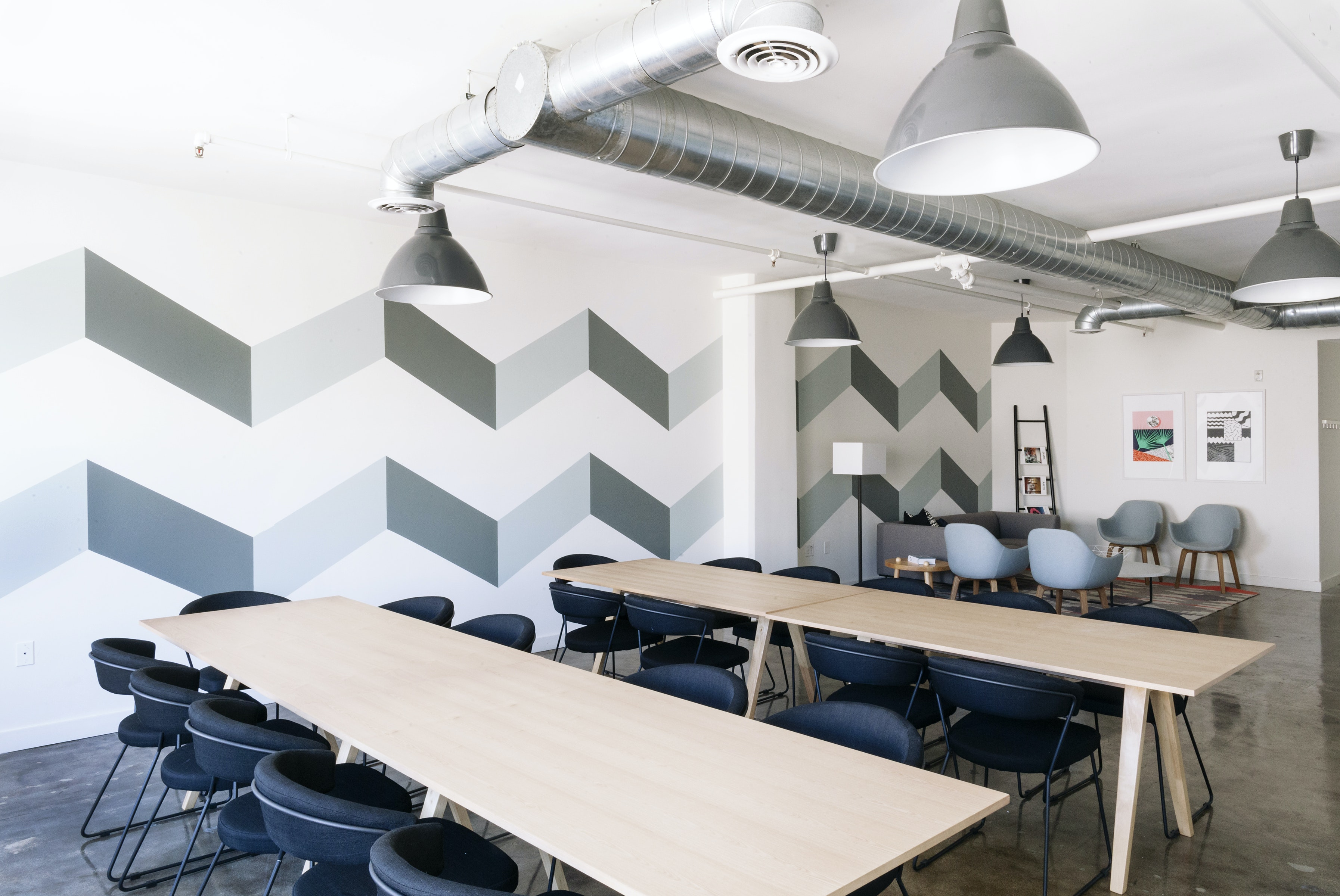 classroom space at 724 S. Spring Street ,Los Angeles