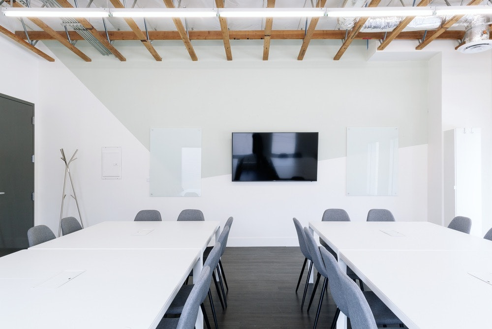 collaboration space at 7561 Sunset Blvd ,Los Angeles