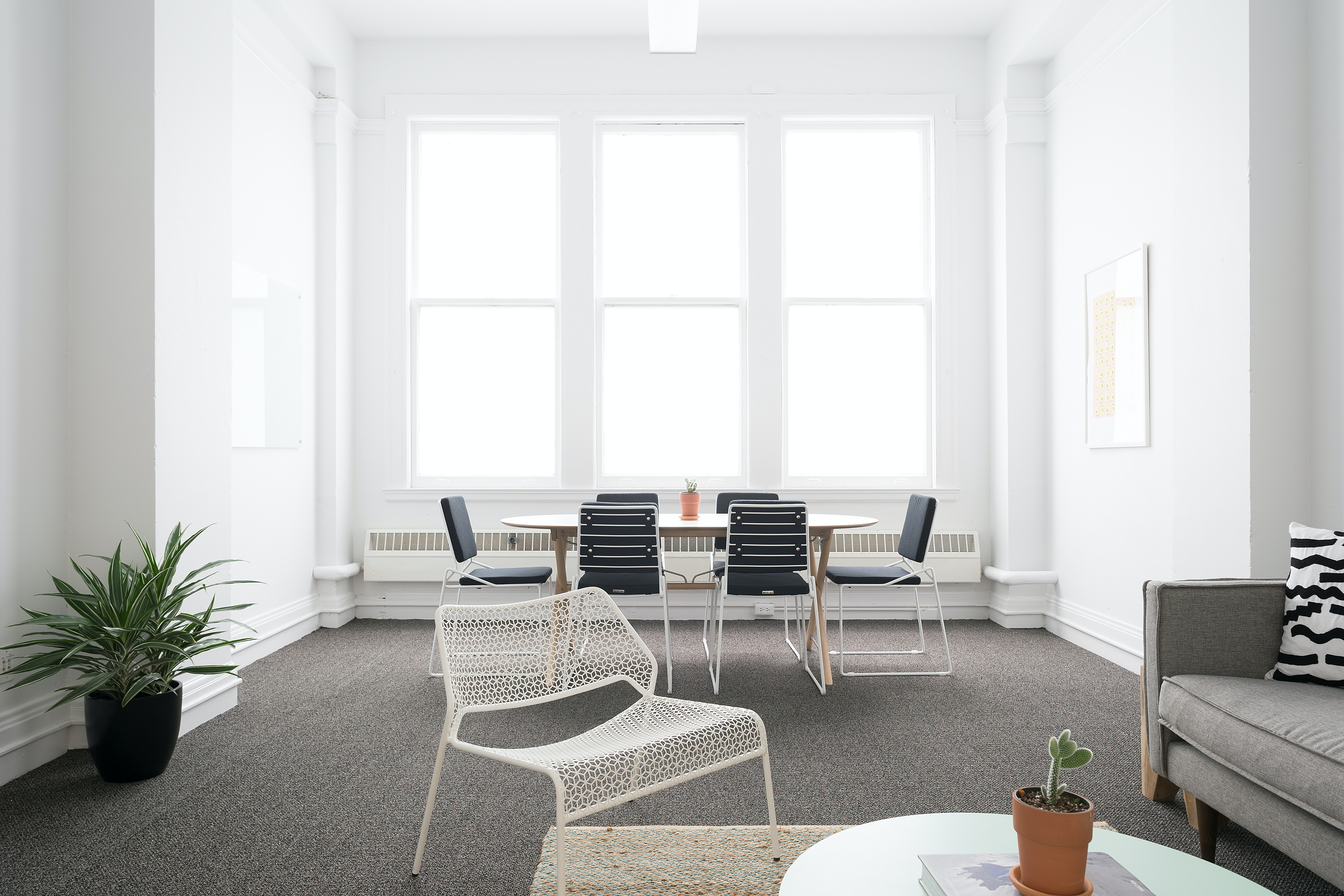 interview space at 833 Market Street ,San Francisco