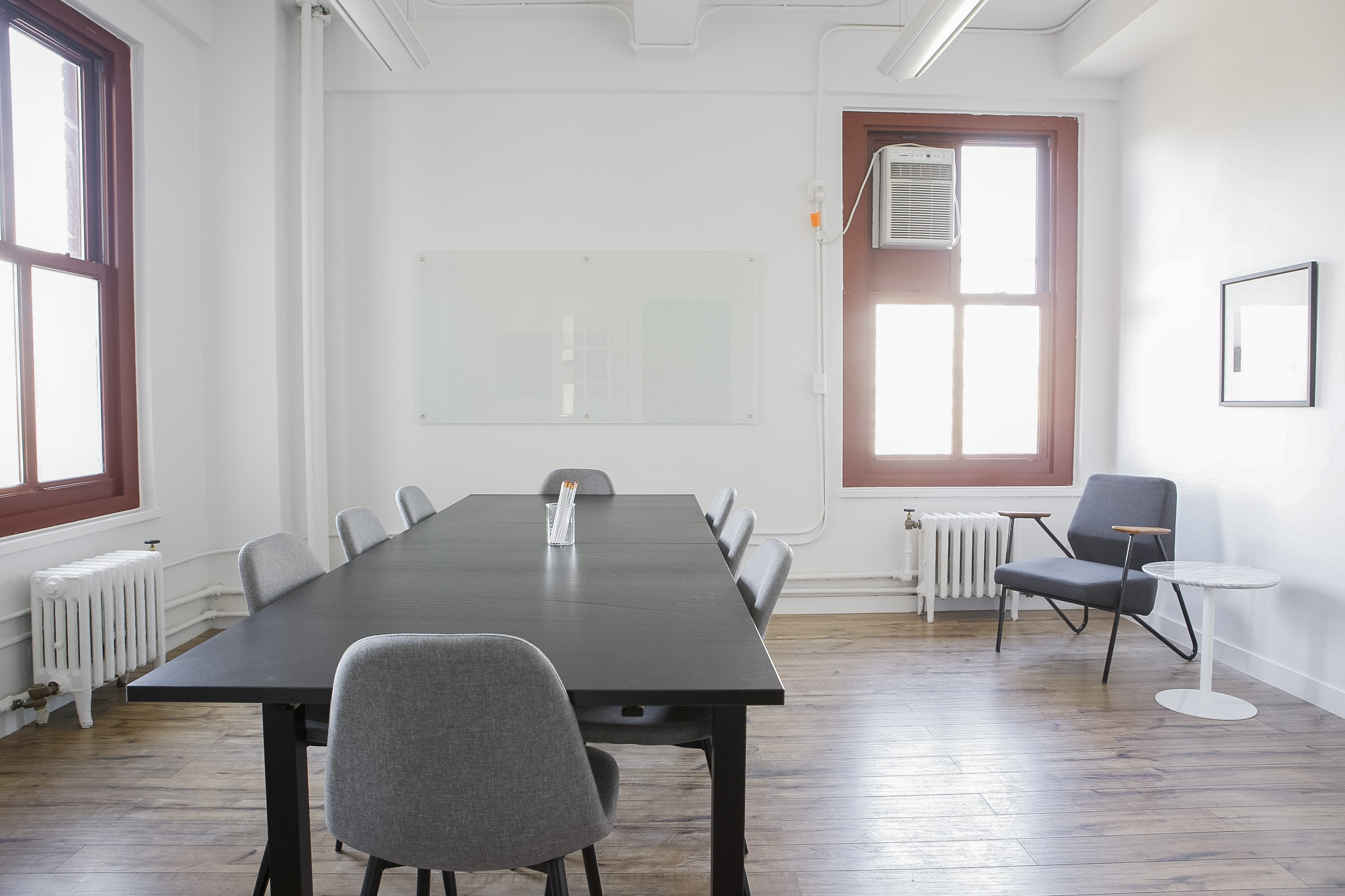 collaboration space at 853 Broadway ,New York City