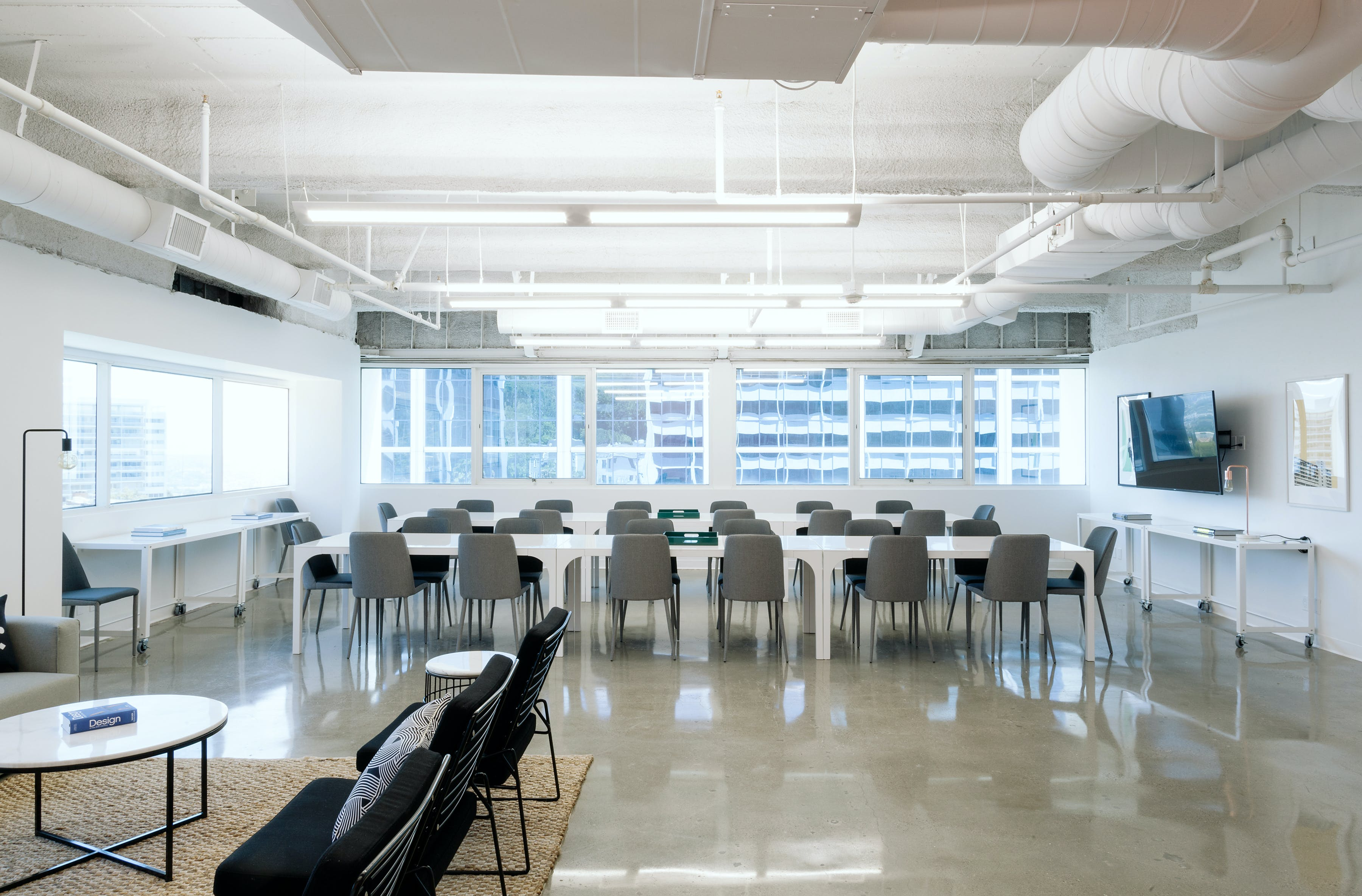 corporate_meeting space at 9229 Sunset Blvd