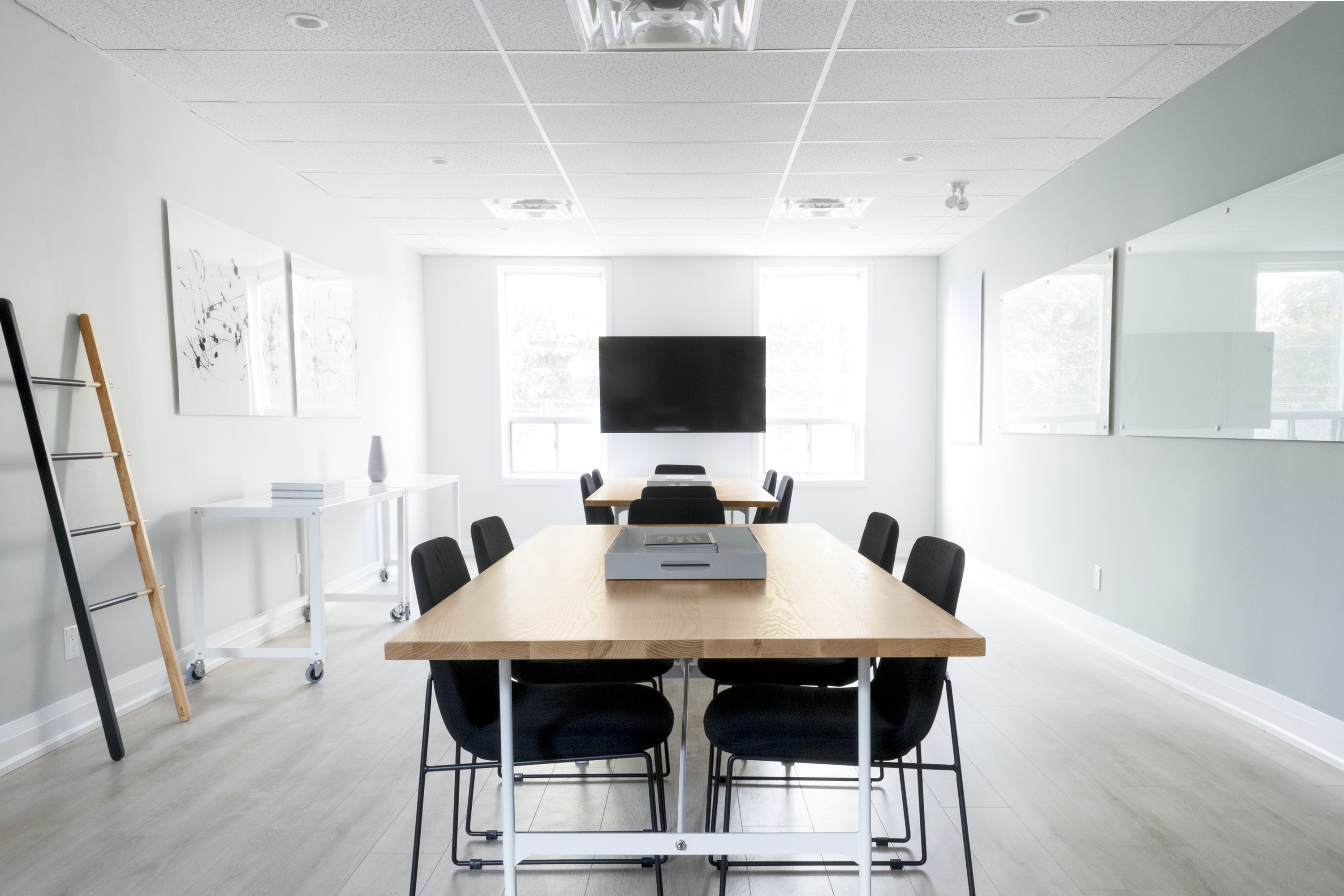 corporate-meeting space at 925 Queen Street W. ,Toronto