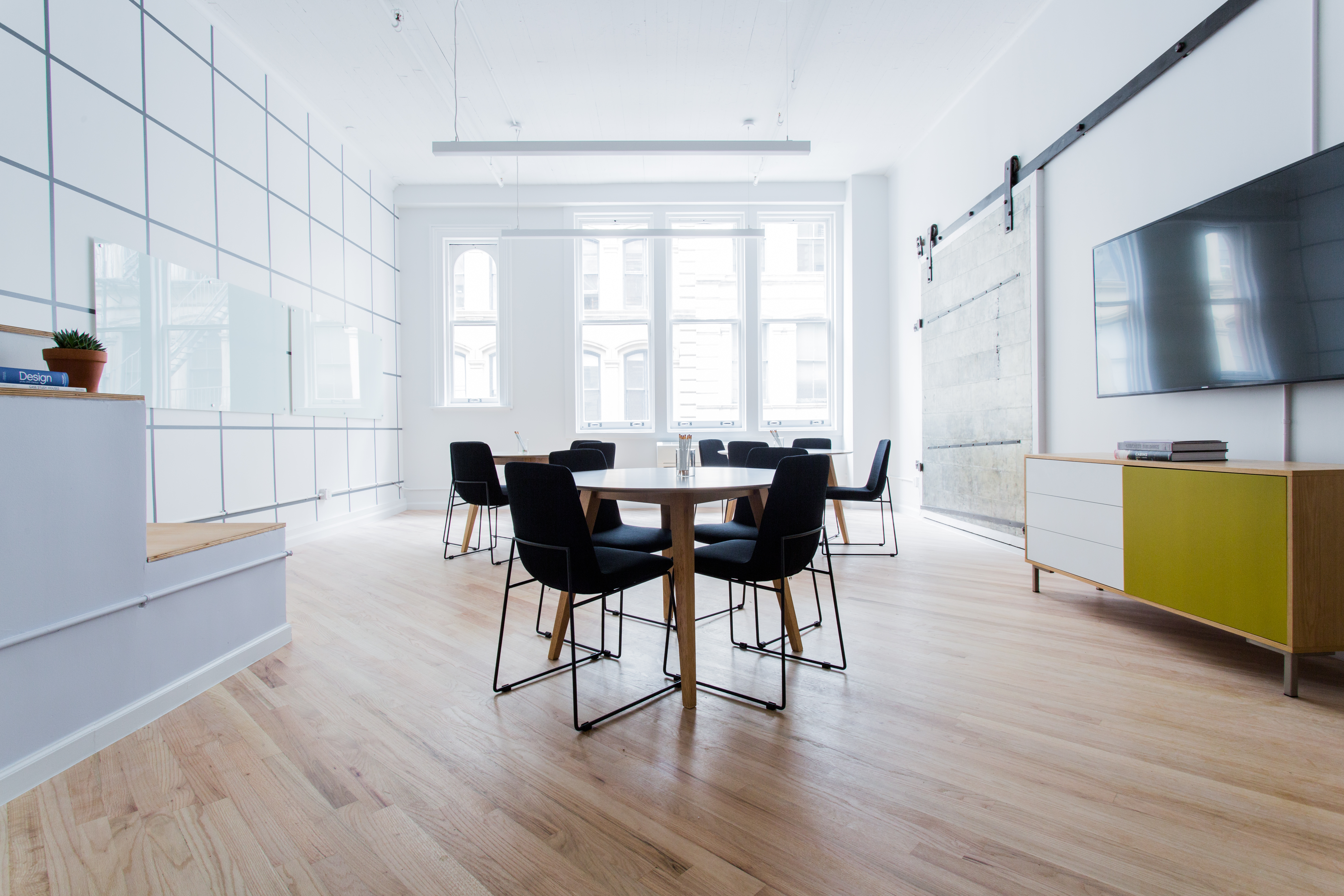 Meeting Rooms in New York City: Hourly Office Space Rentals | Breather