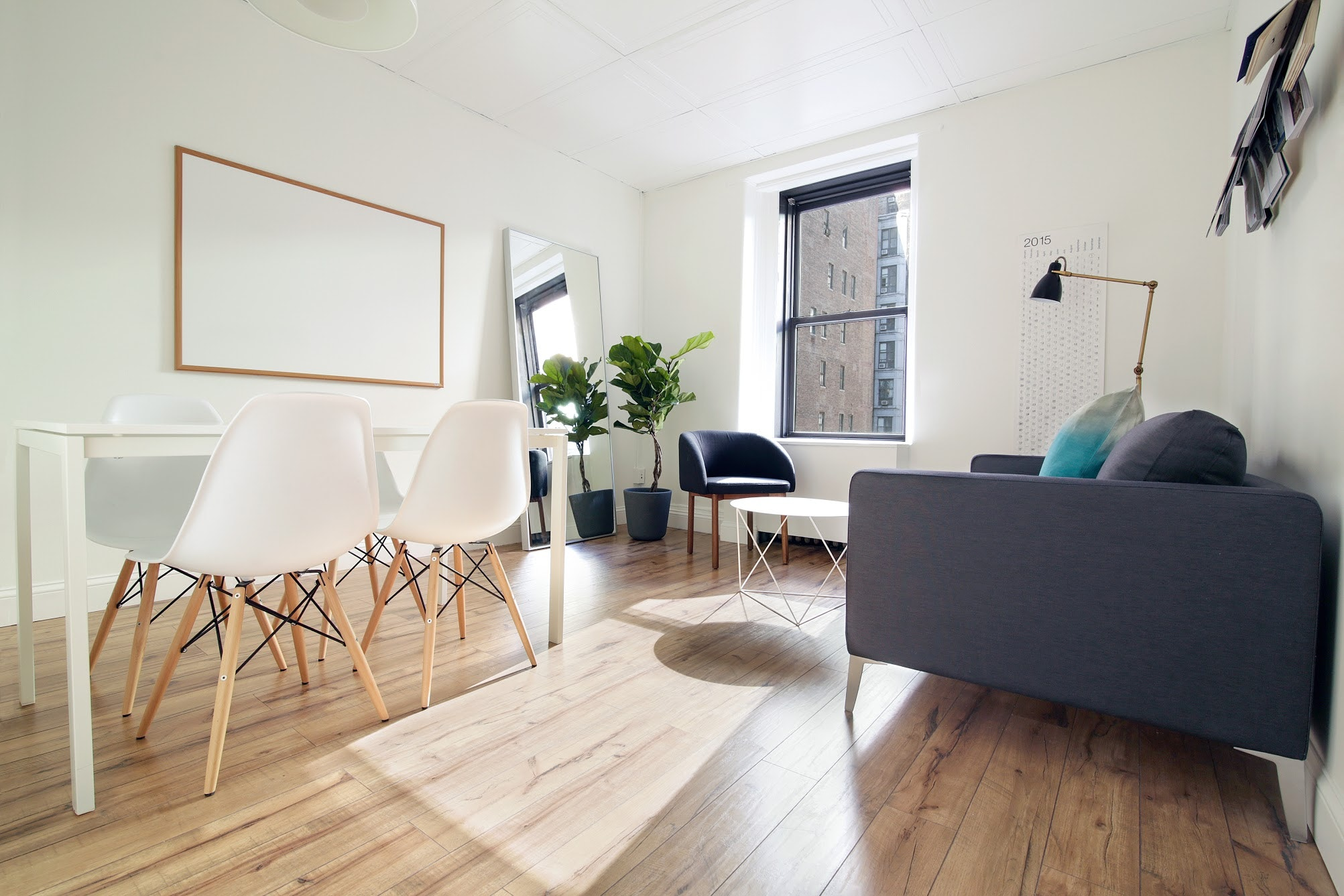 brainstorming space at 276 Fifth Avenue ,New York City