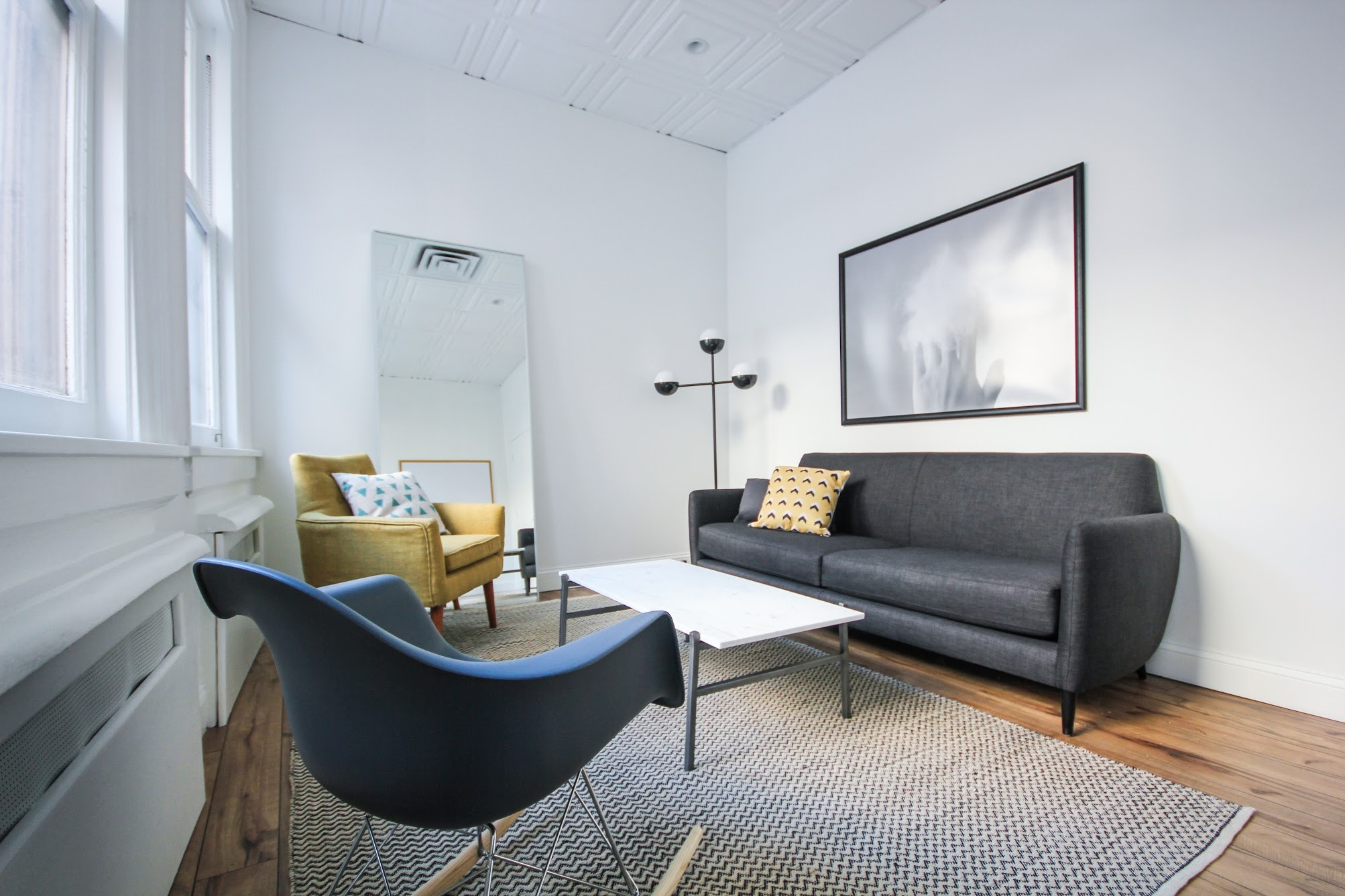 therapy space at 99 University Place ,New York City
