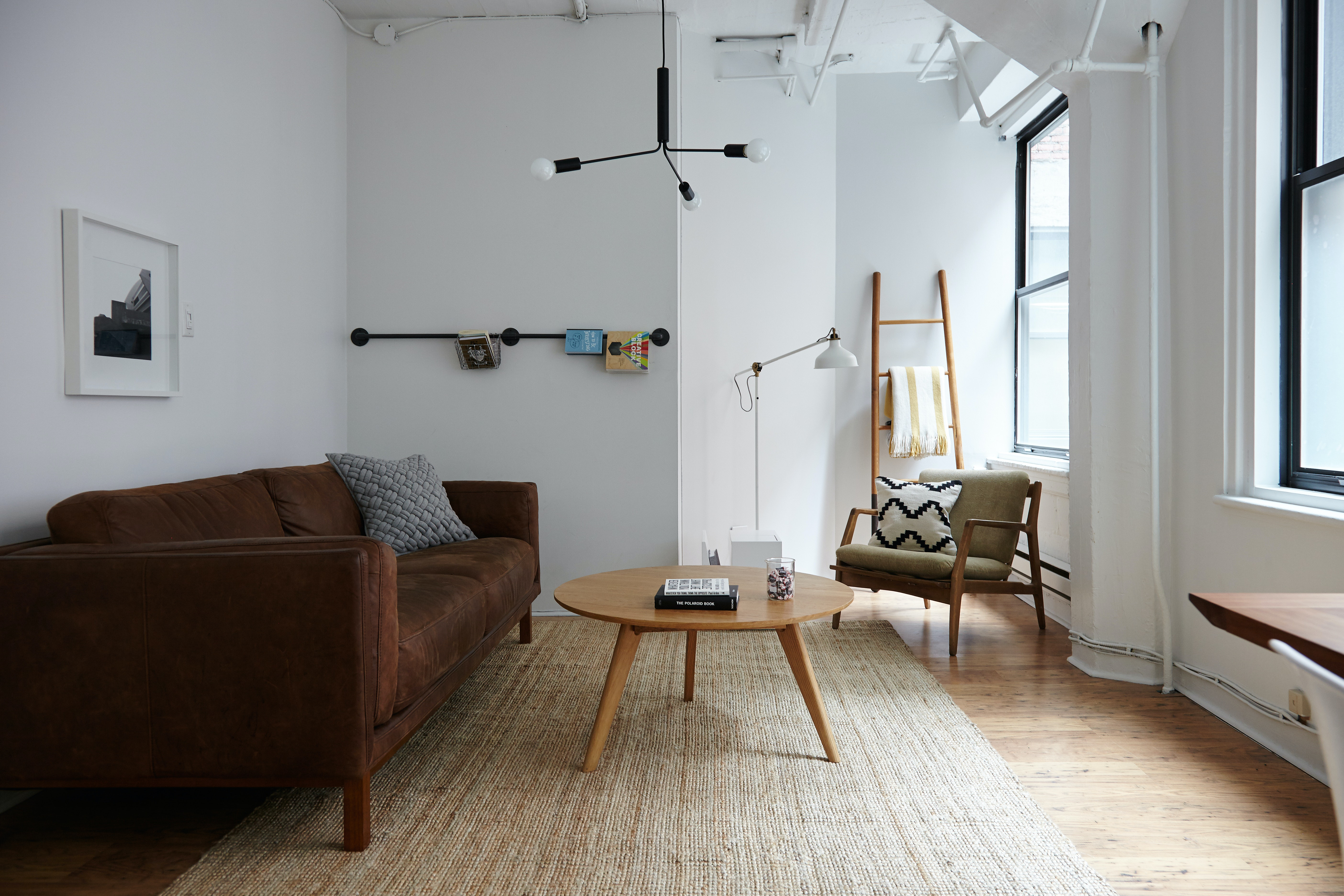 interview space at 3575 Boulevard St-Laurent ,Montreal