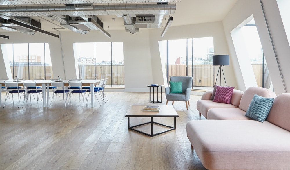 event space at 80 Clerkenwell Road, Clerkenwell ,London