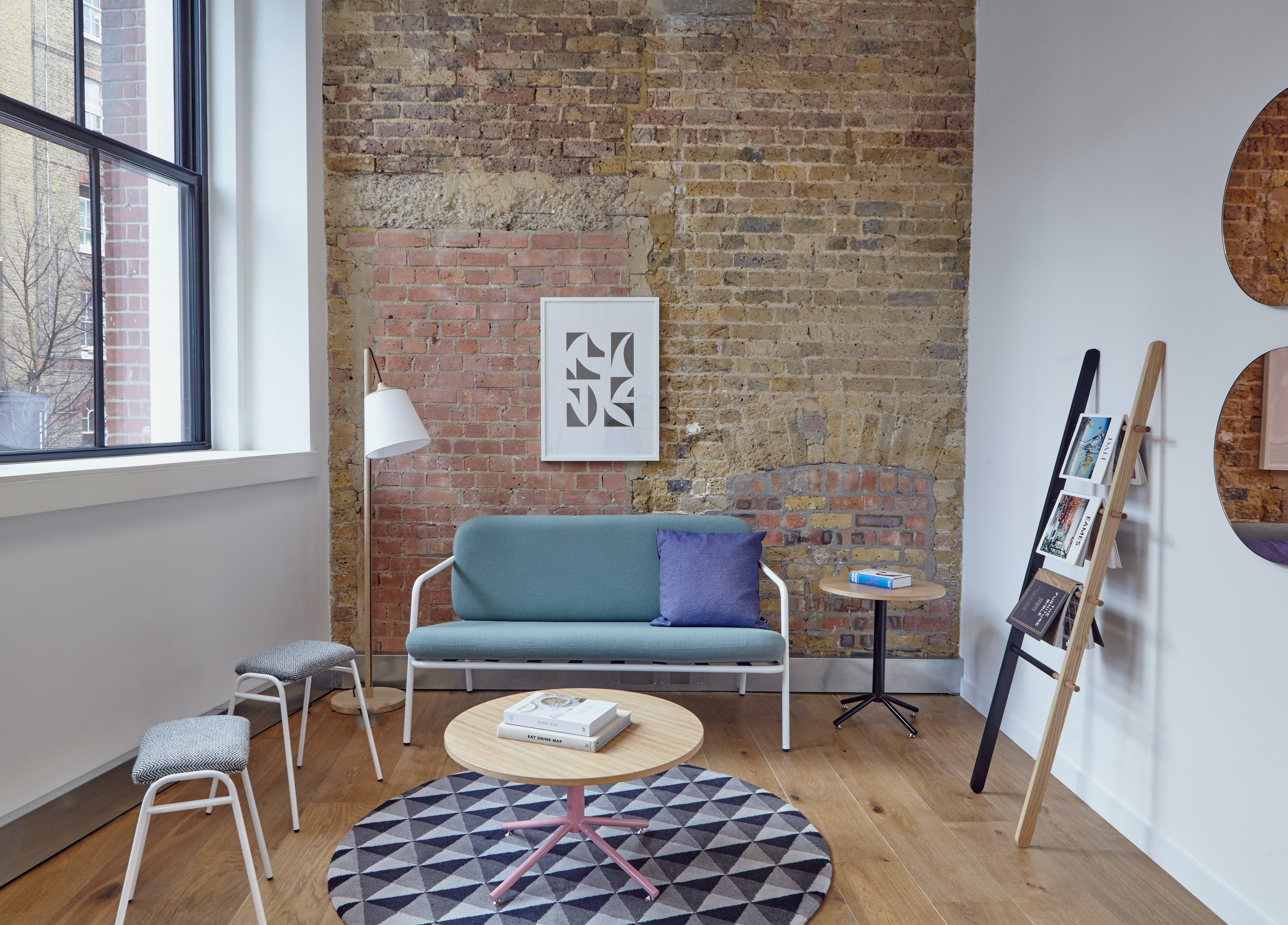 interview space at 80 Clerkenwell Road, Clerkenwell