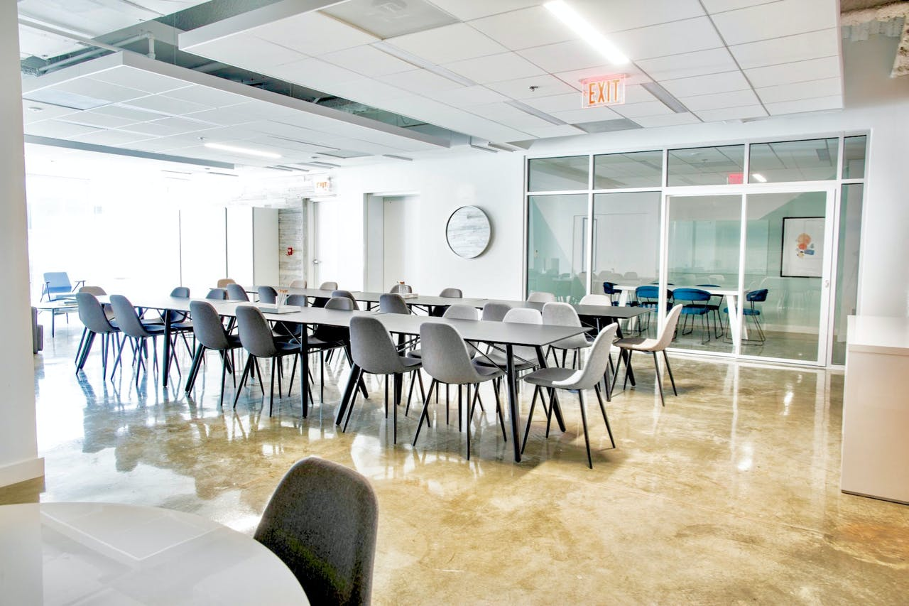 company_retreat space at 915 F Street NW