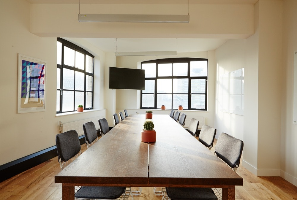corporate-meeting space at 1 Dufferin Street, Shoreditch ,London