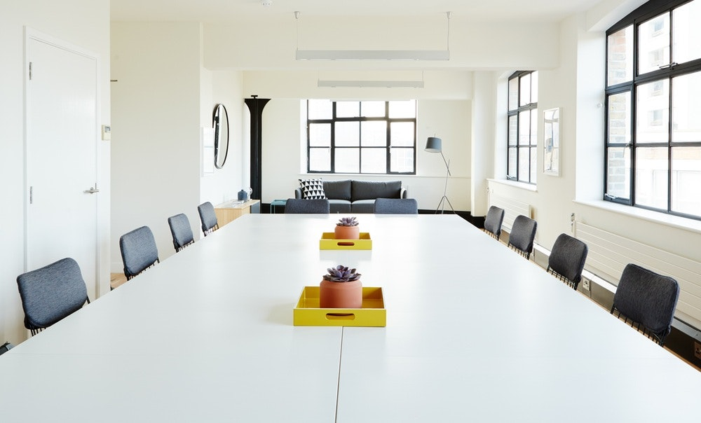 creative-meeting space at 1 Dufferin Street, Shoreditch ,London