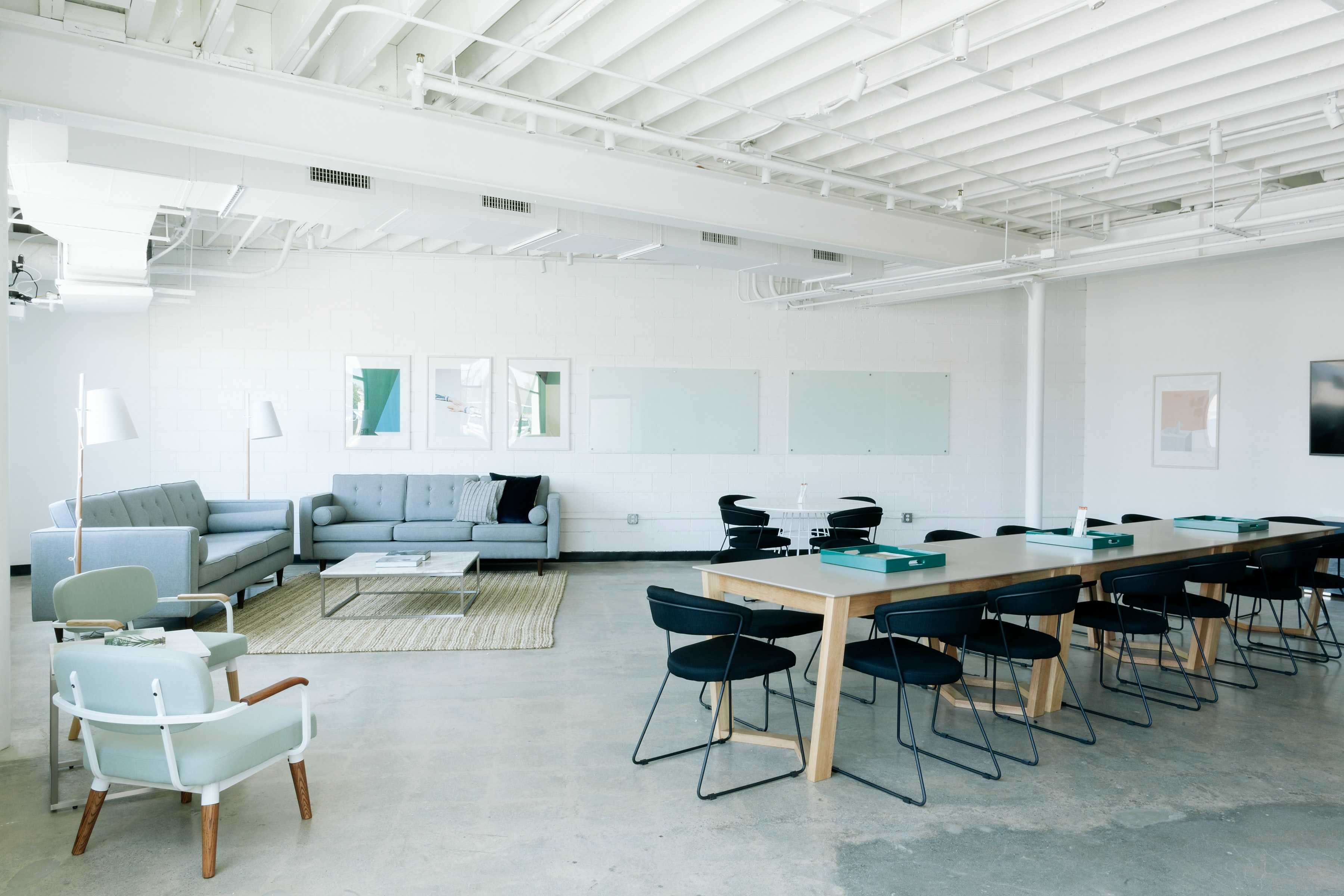collaboration space at 320 Lincoln Blvd ,Los Angeles