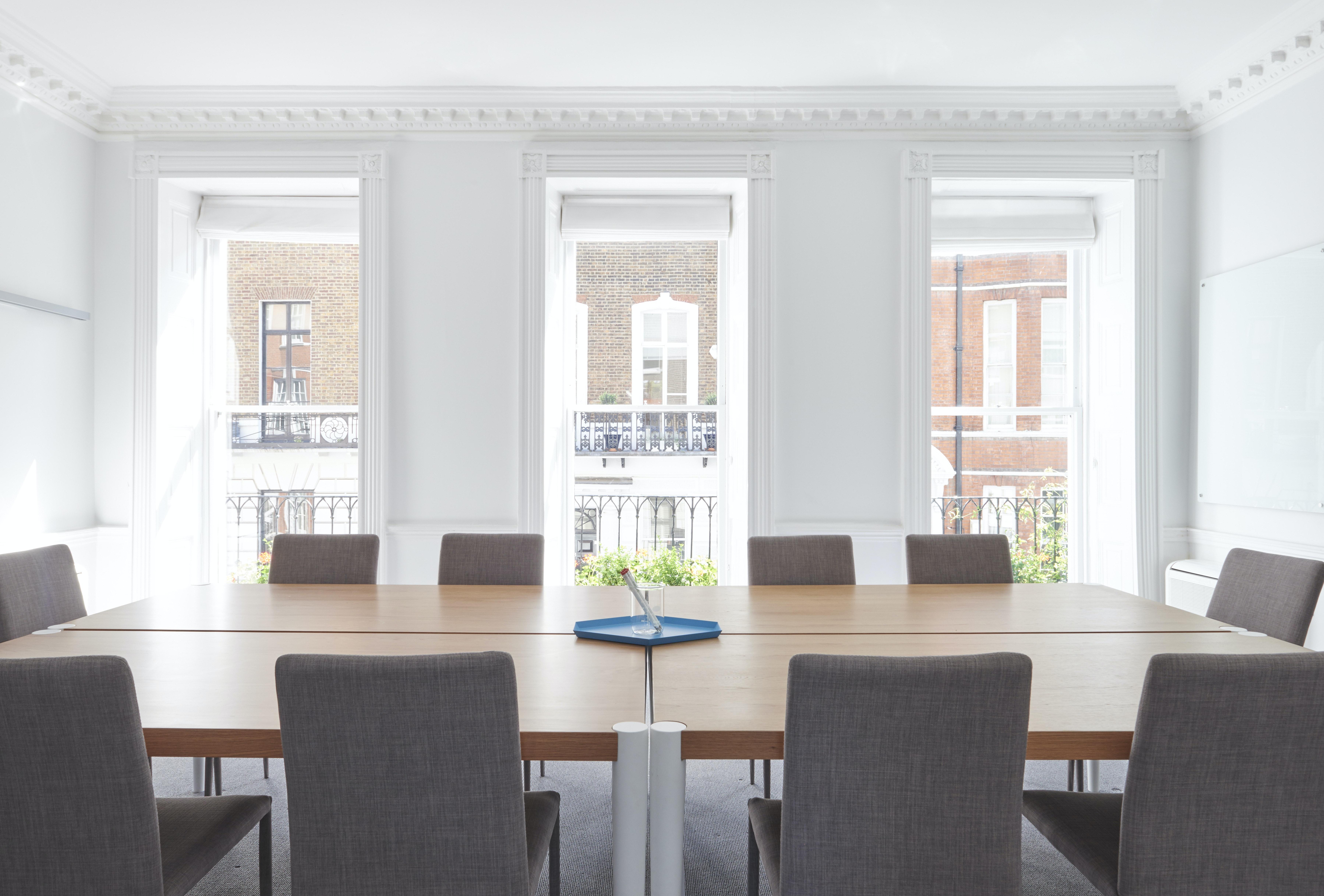presentation space at 44 Welbeck Street, Marylebone ,London